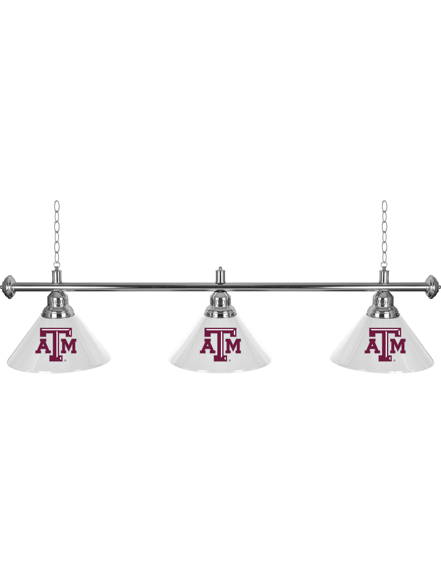 NCAA Maroon Lighting & Lamps