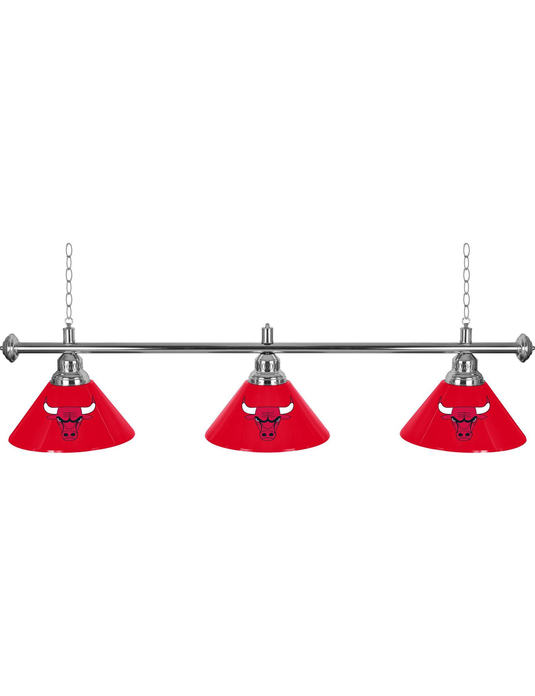 Trademark Global Red Lighting & Lamps
