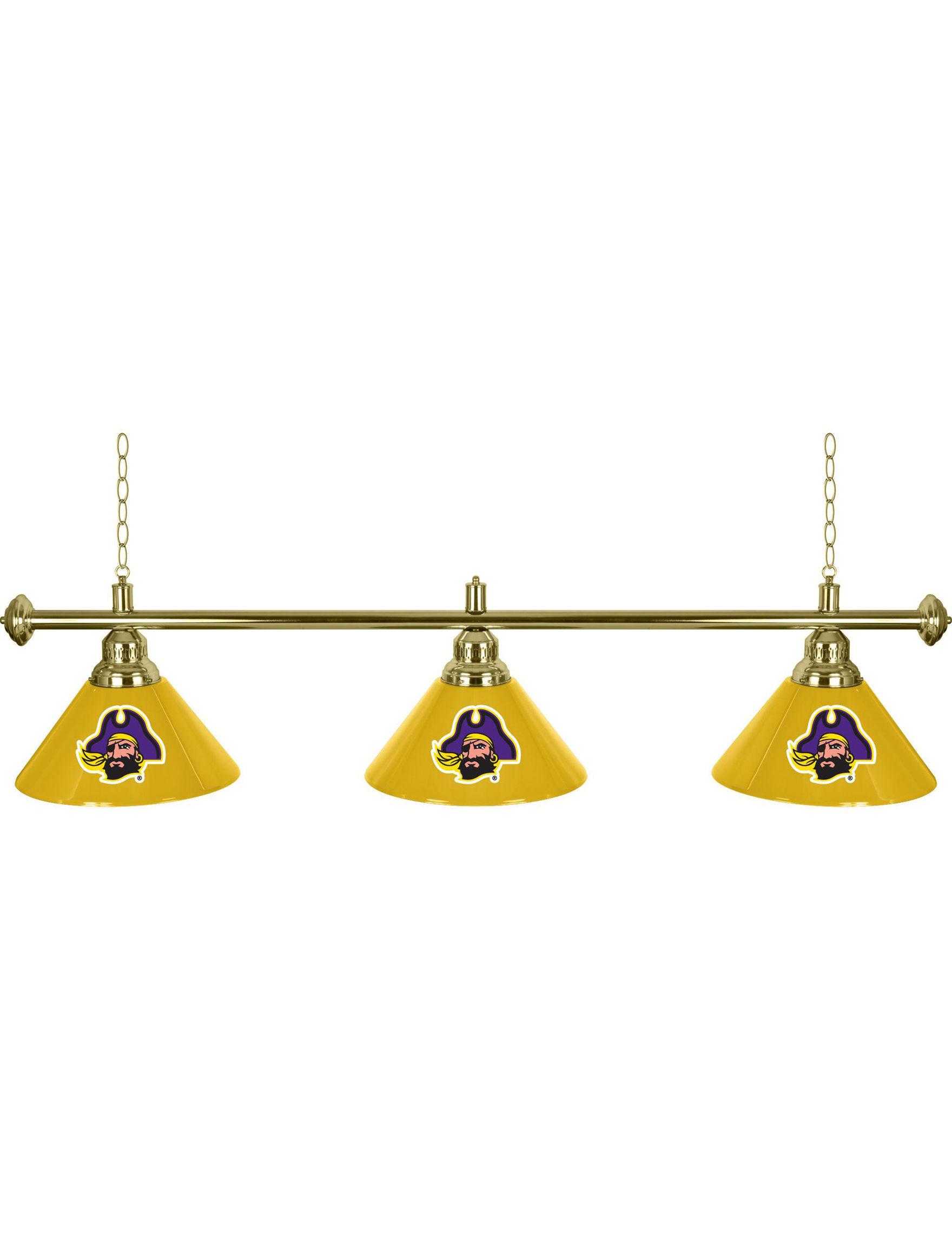 NCAA Gold Lighting & Lamps