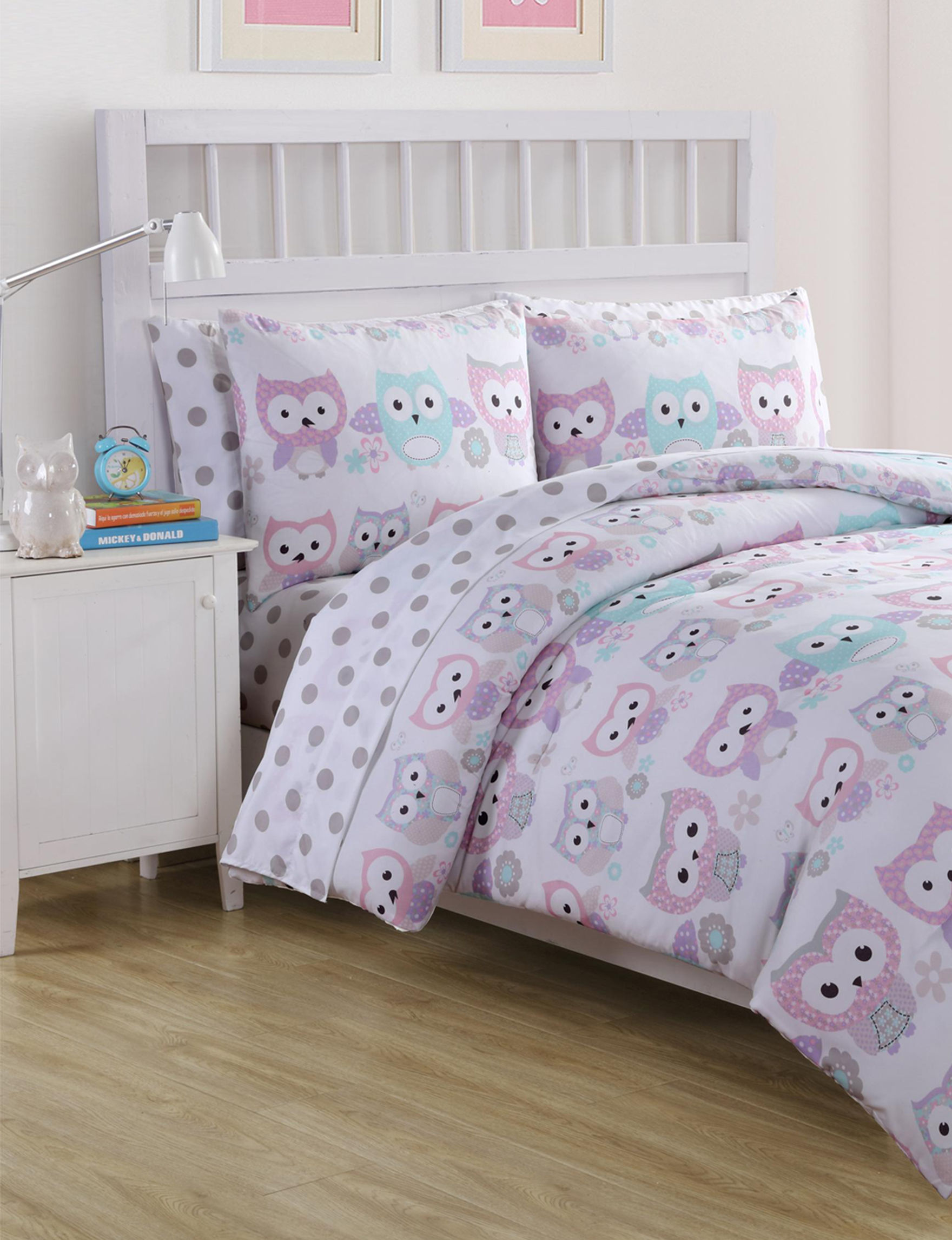 VCNY Home Pink Comforters & Comforter Sets
