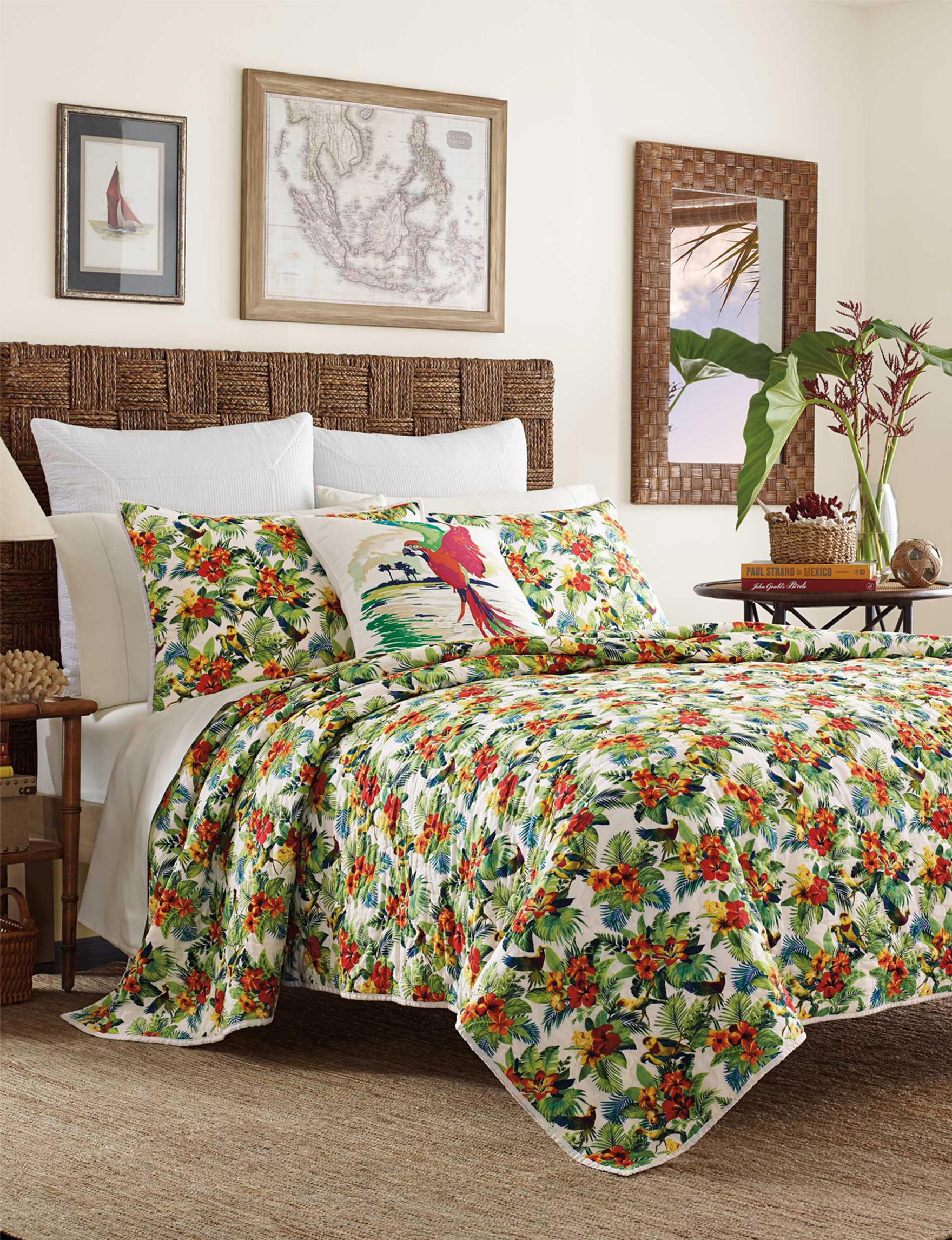 Tommy Bahama Multi Quilts & Quilt Sets