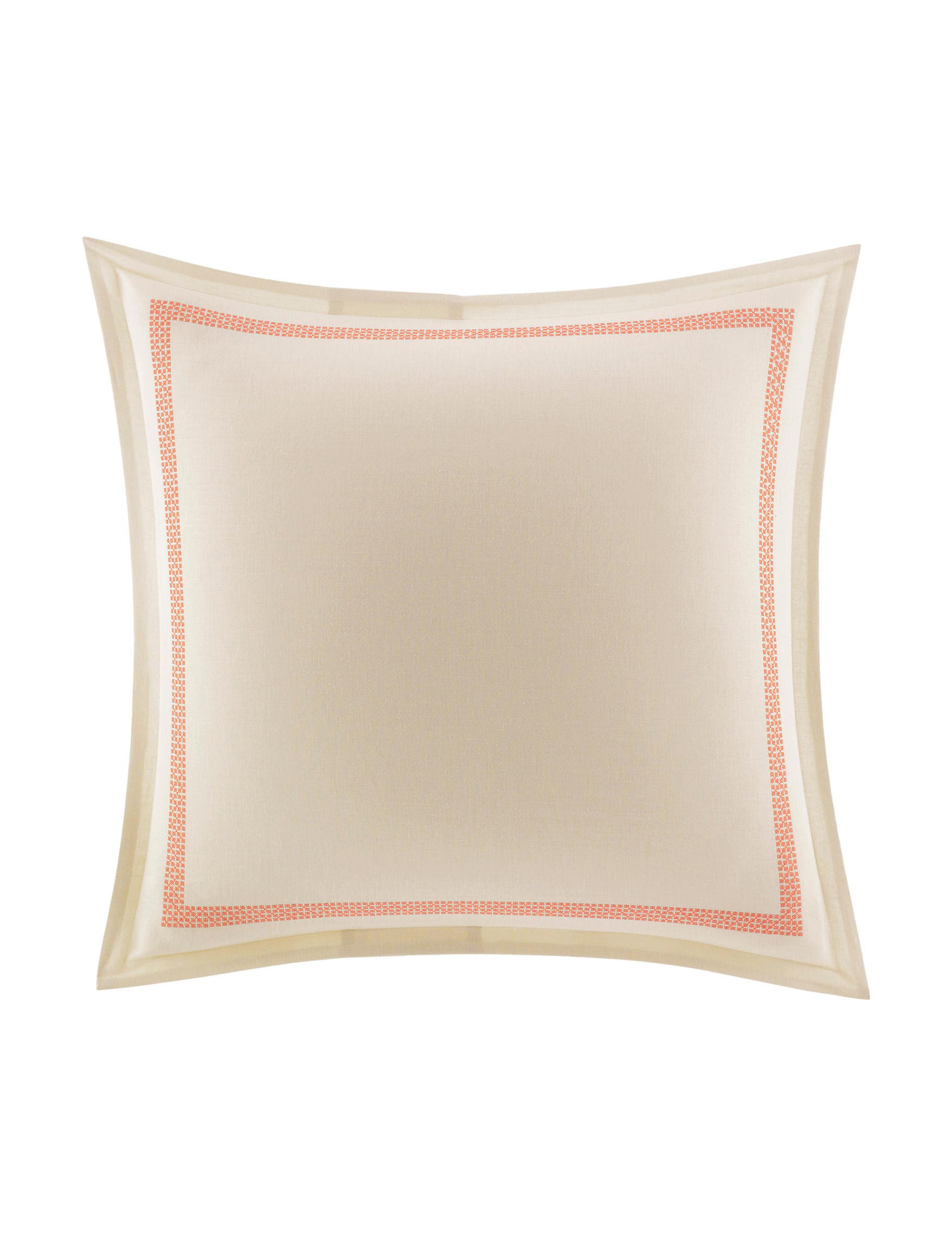 Tommy Bahama Red Pillow Shams