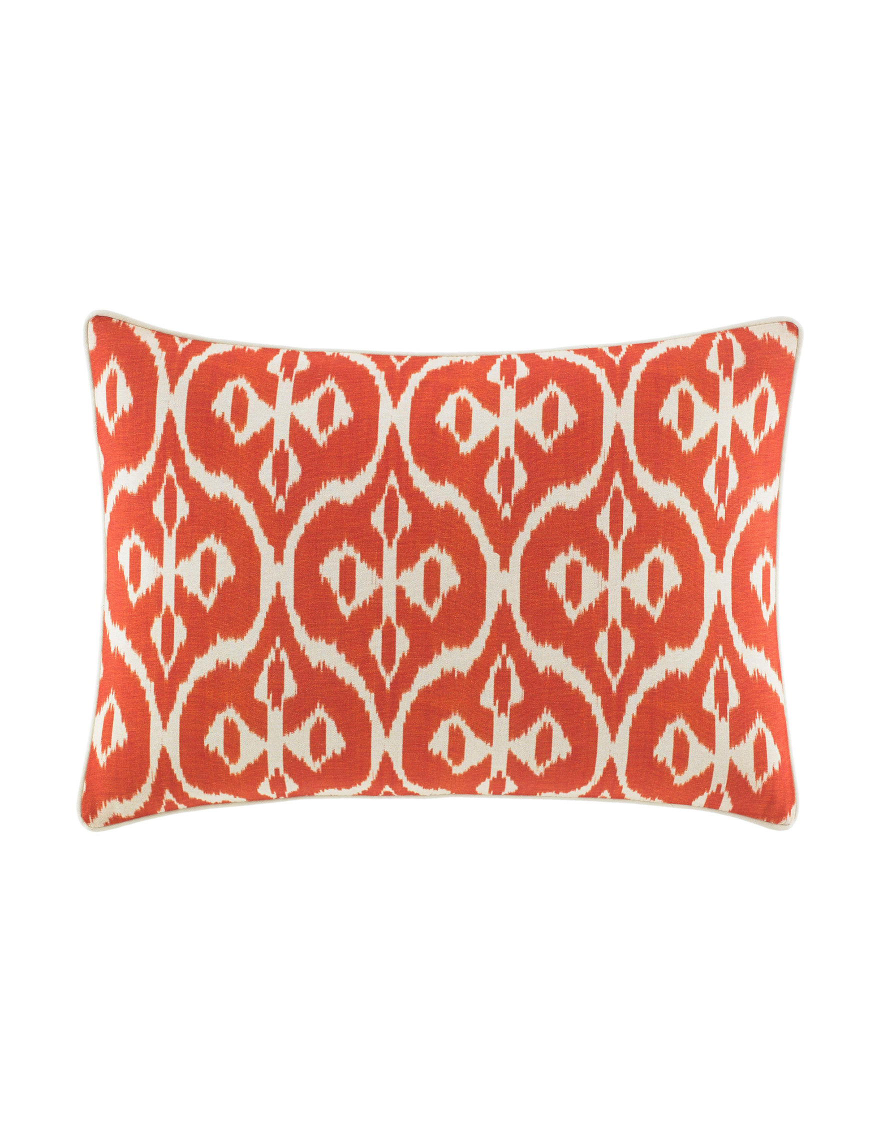 Tommy Bahama Red Decorative Pillows