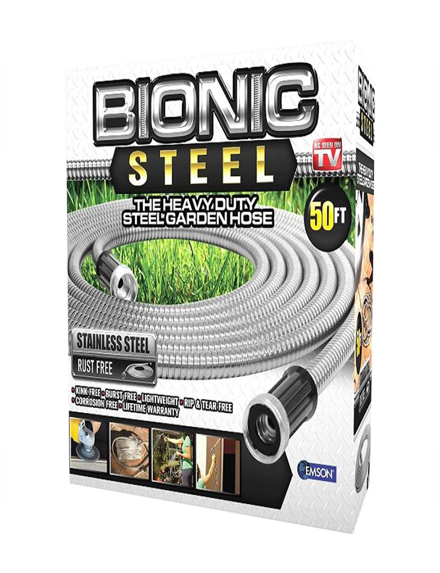 Bionic Steel Silver