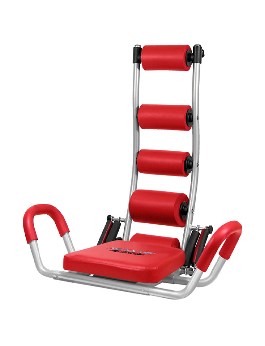 As Seen on TV Red Fitness Equipment