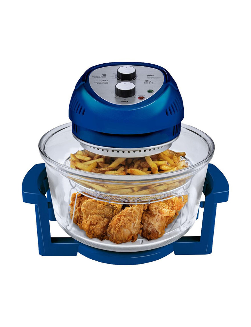 Big Boss Blue Fryers Cookware Kitchen Appliances
