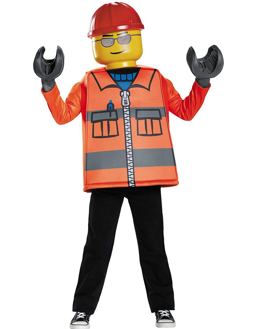 Disguise Orange