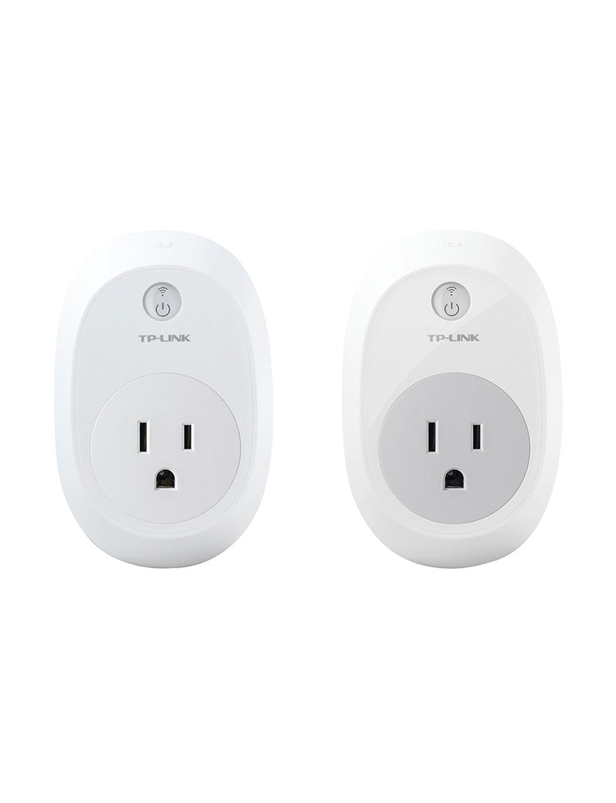 TP Link White Tech Accessories