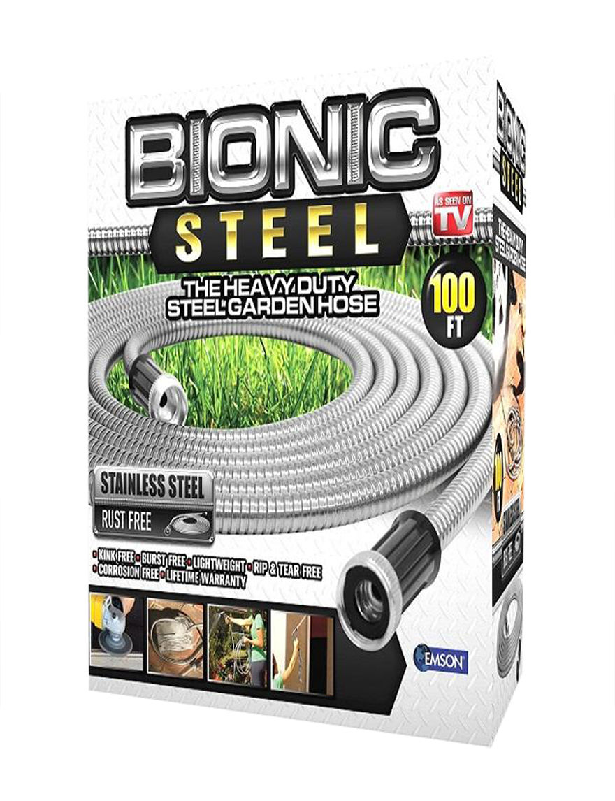 Bionic Steel Silver Camping & Outdoor Gear