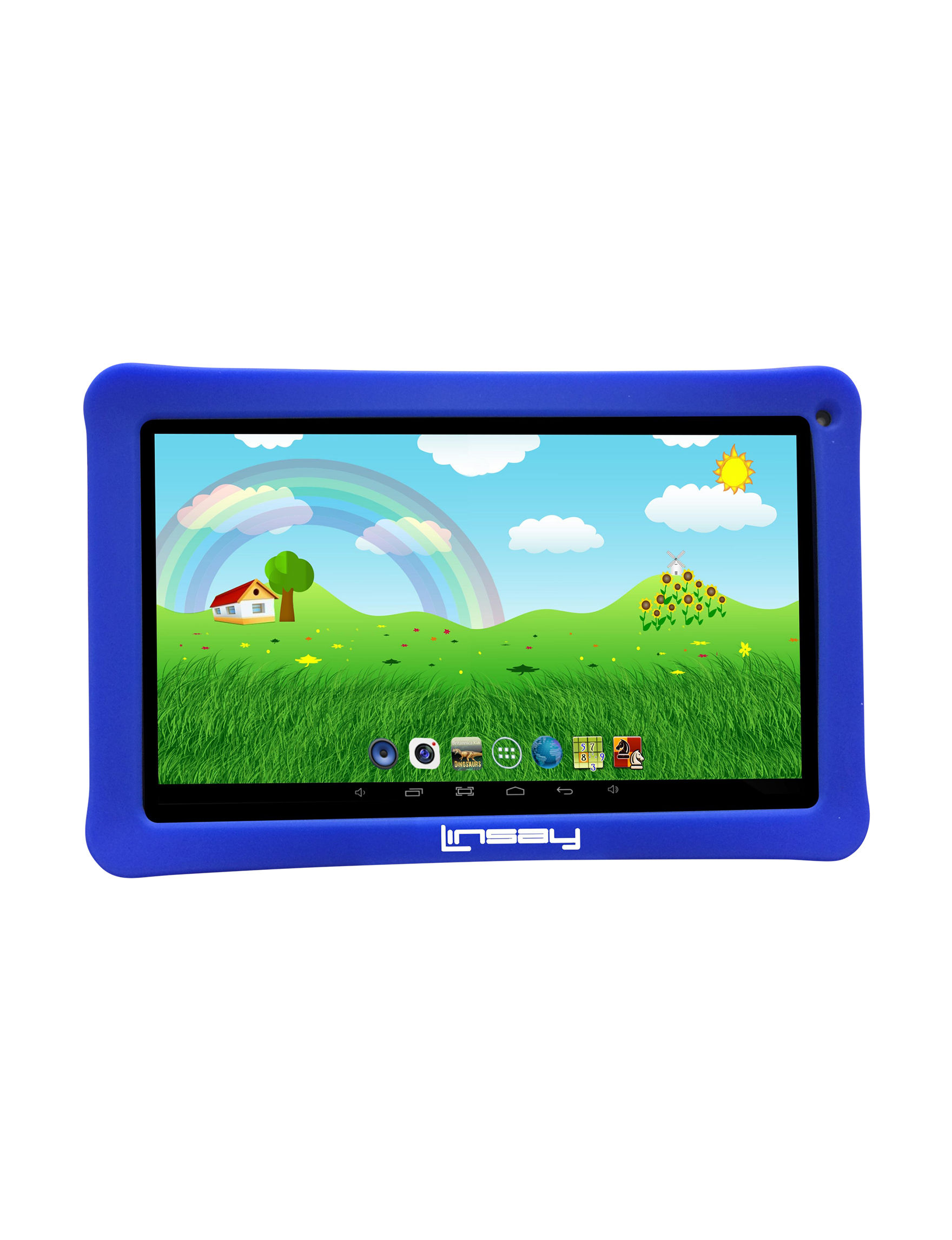 Linsay Blue Tablets Computers & Tablets