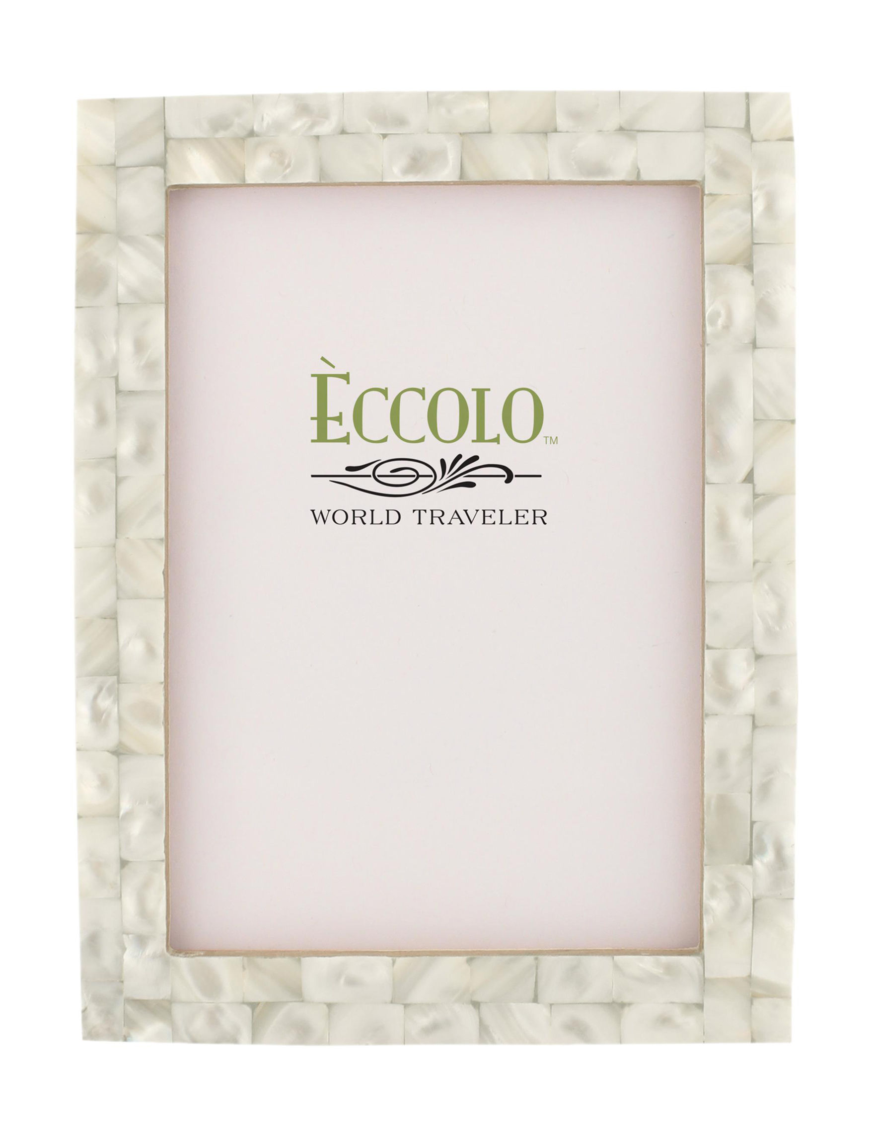 Eccolo White Frames & Shadow Boxes Home Accents