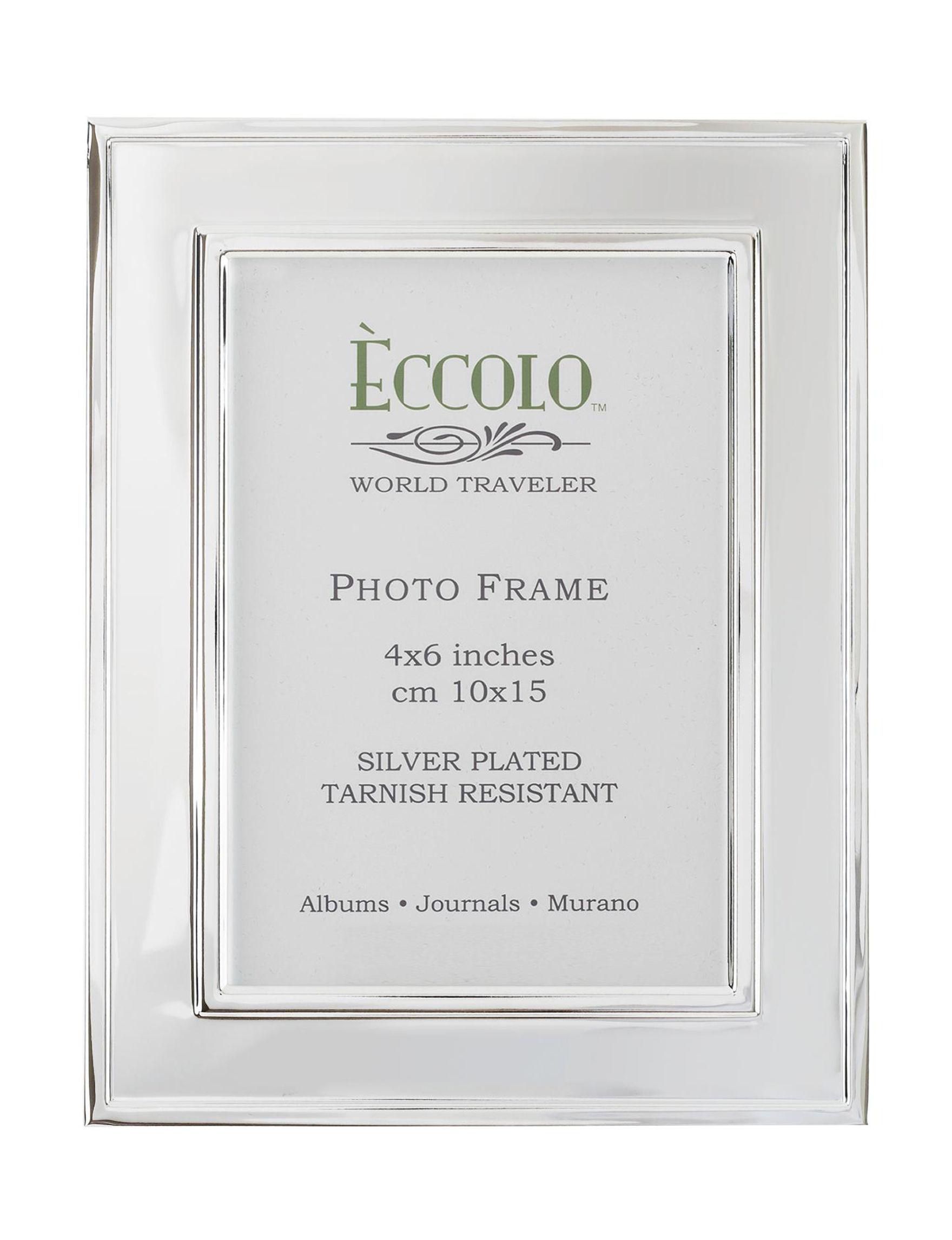 Eccolo Silver Frames & Shadow Boxes Home Accents
