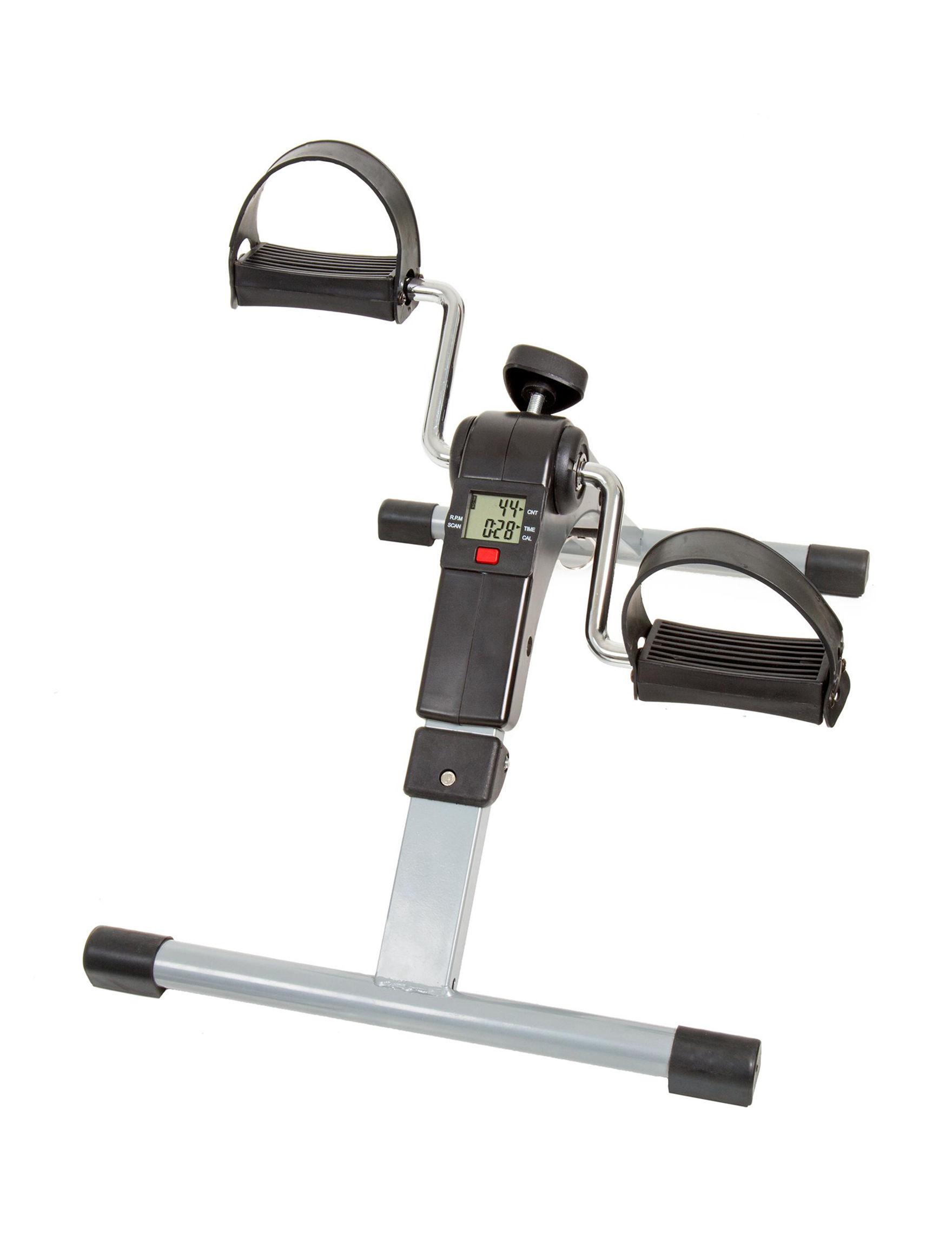 Wakeman Silver Accessories Fitness Equipment