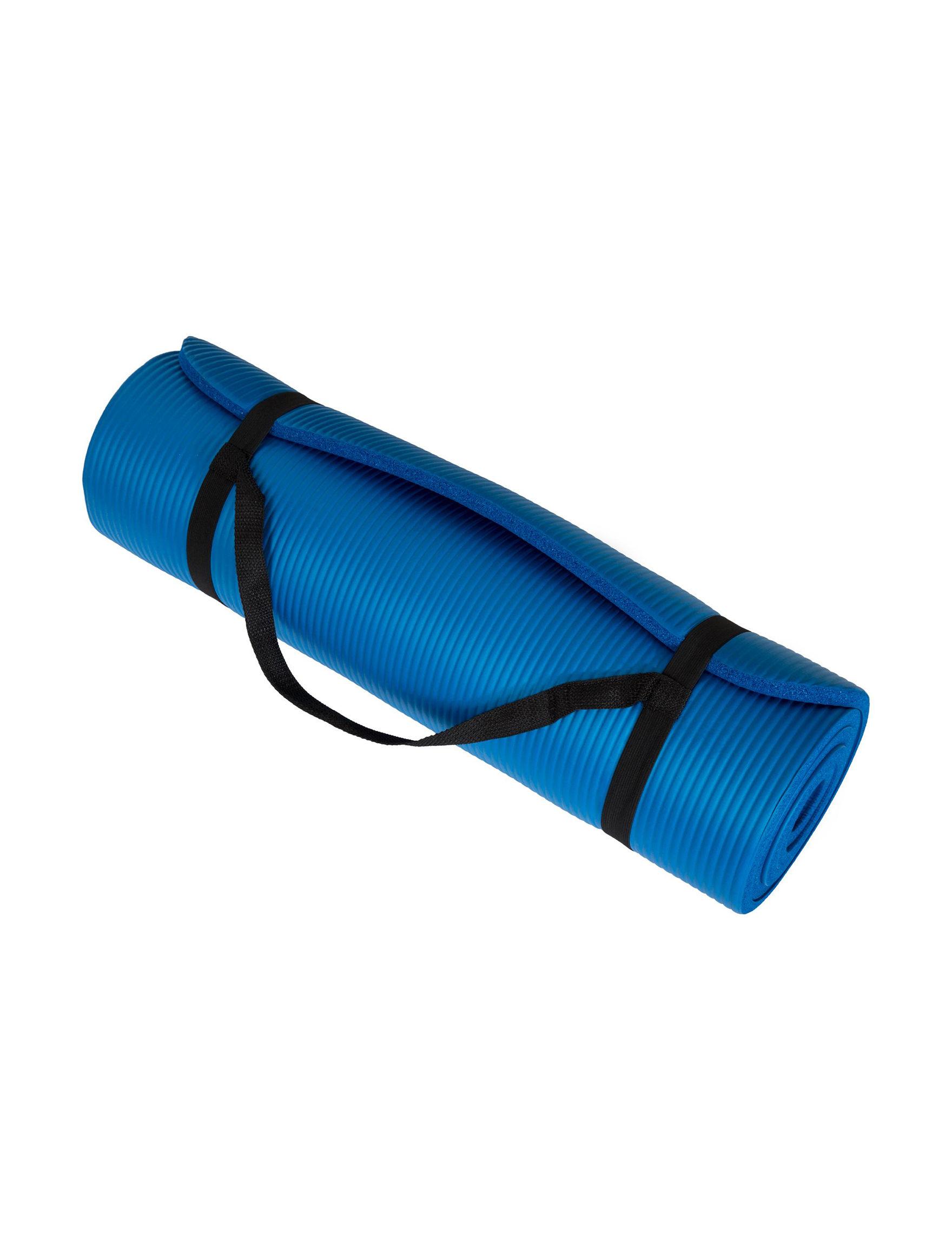 Wakeman Blue Accessories Fitness Equipment