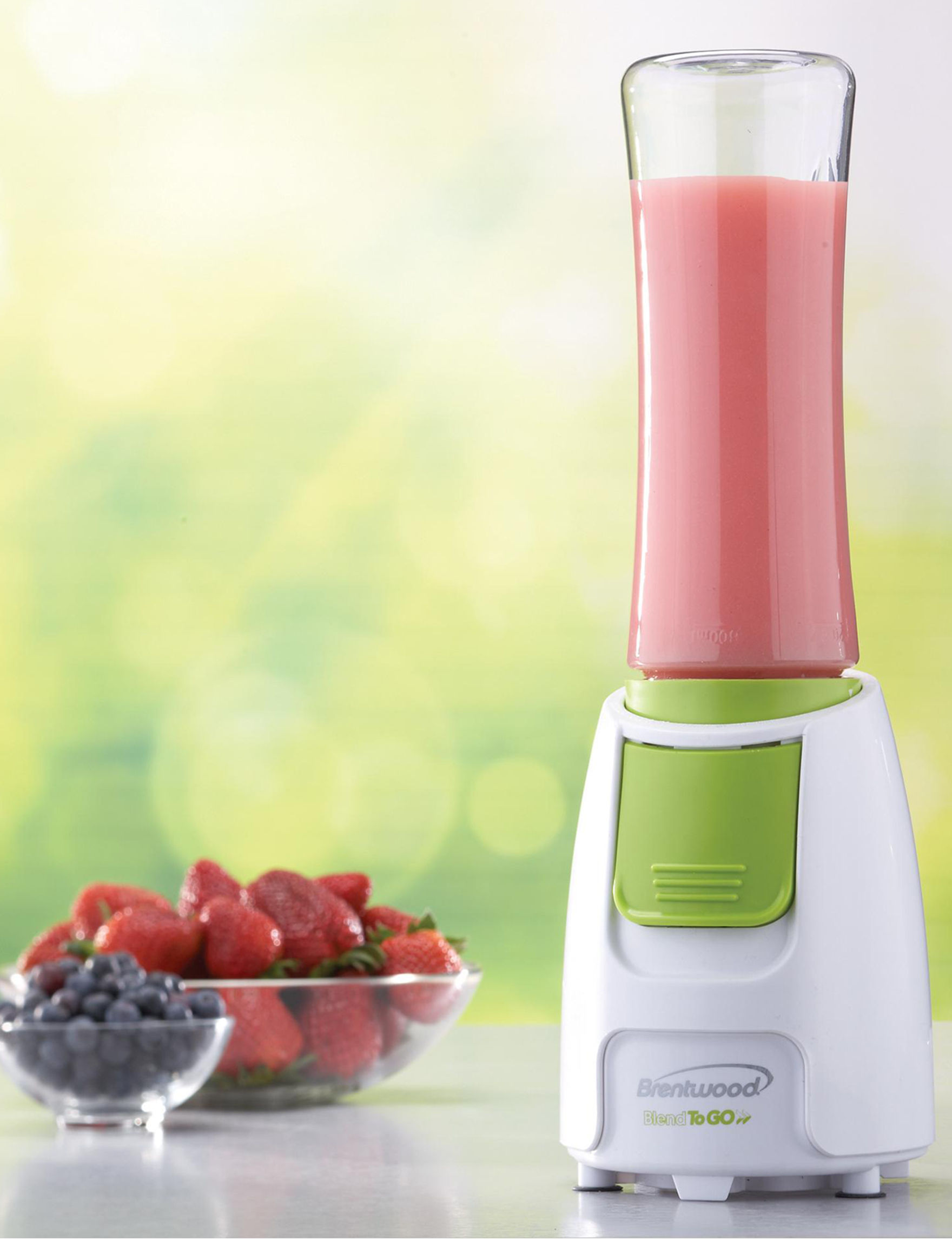 Brentwood White Blenders & Juicers Kitchen Appliances