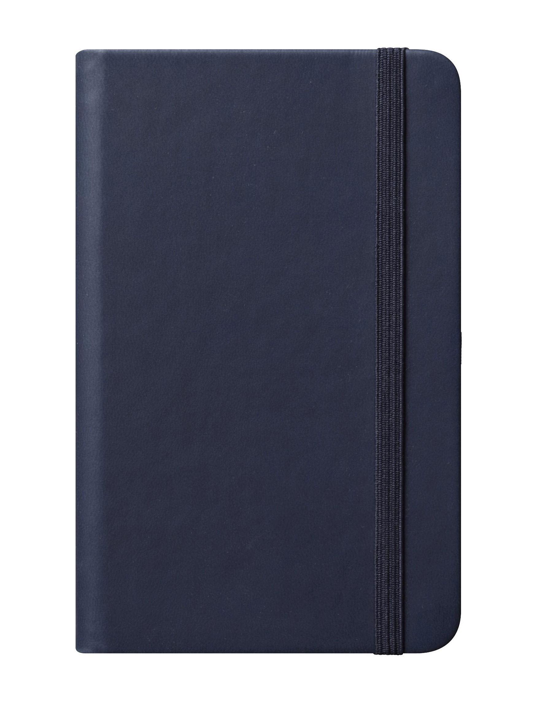 Eccolo Navy Journals & Notepads School & Office Supplies