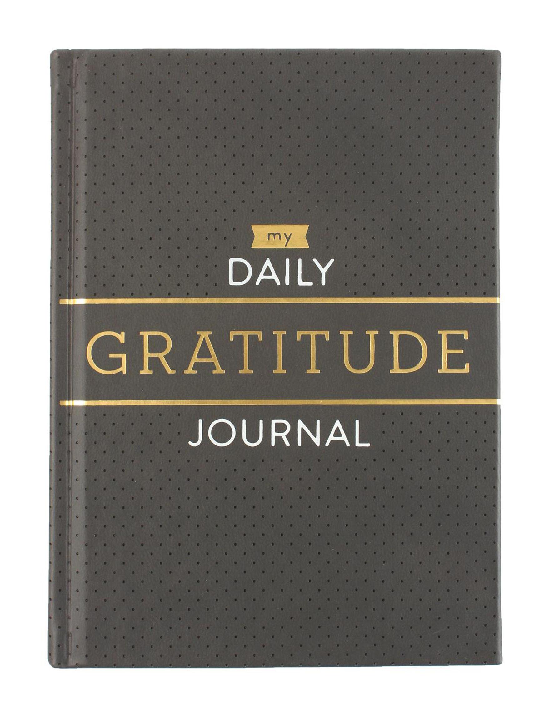 Eccolo Gray Journals & Notepads School & Office Supplies
