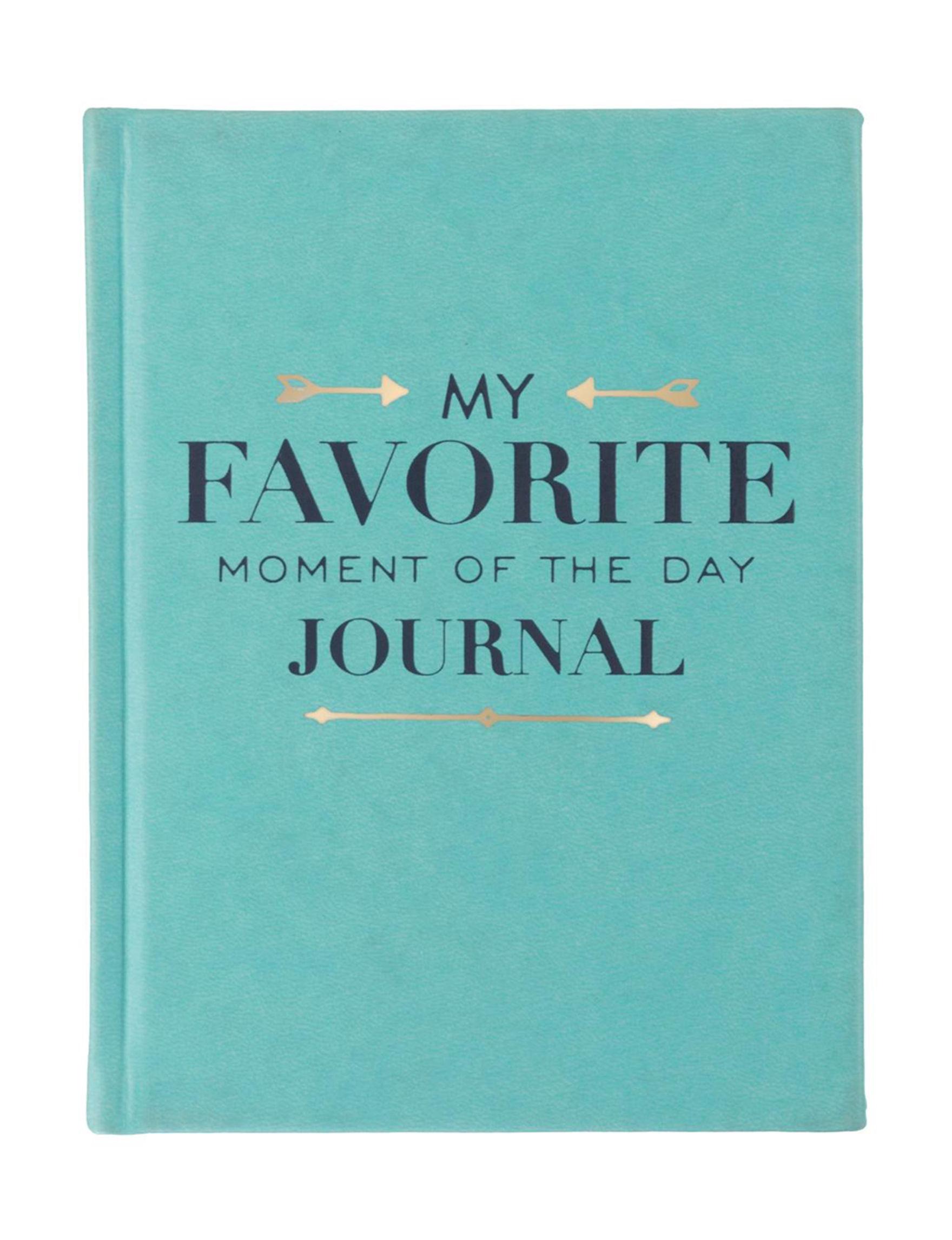 Eccolo Seafoam Journals & Notepads School & Office Supplies