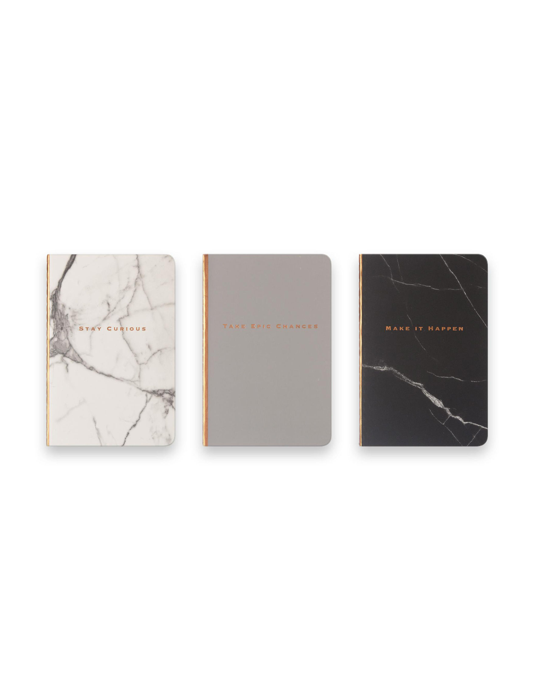 Eccolo Marble Journals & Notepads School & Office Supplies