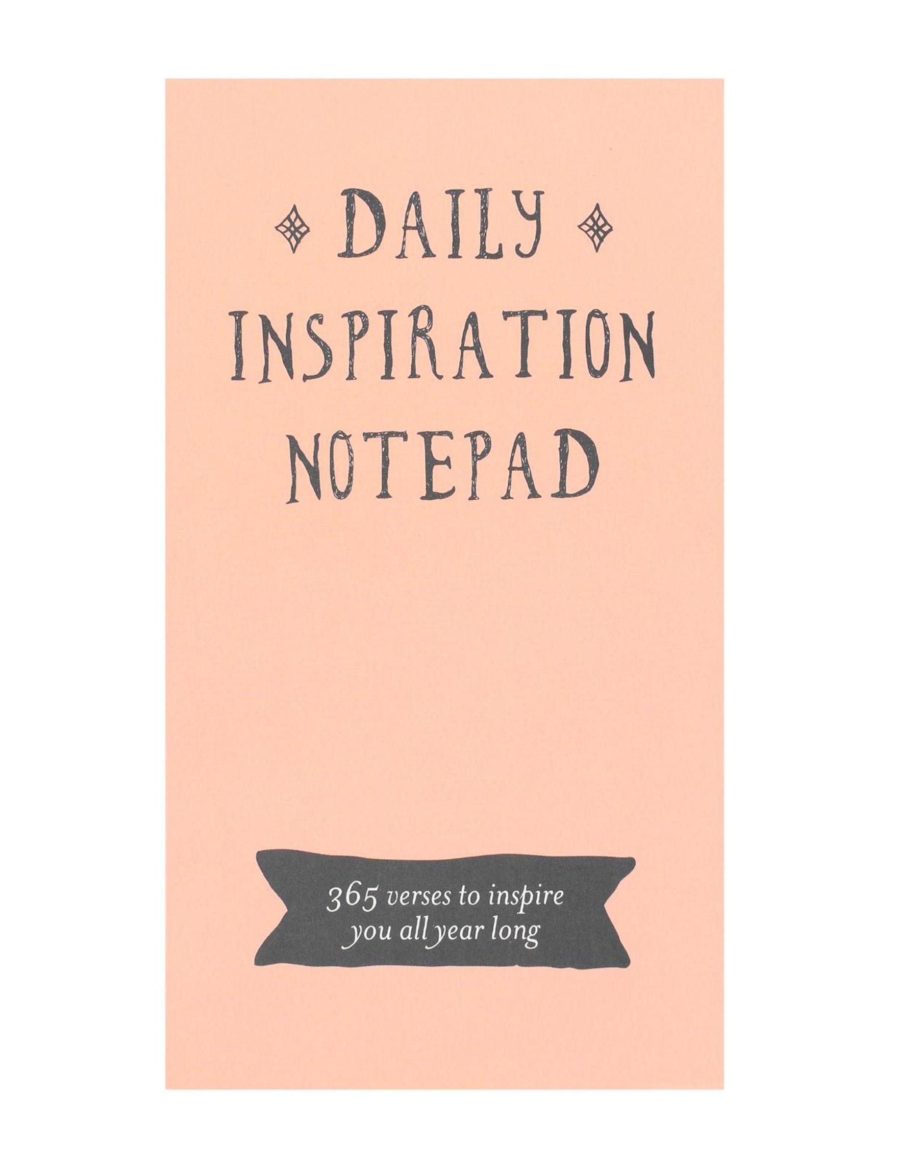 Eccolo Peach Journals & Notepads School & Office Supplies