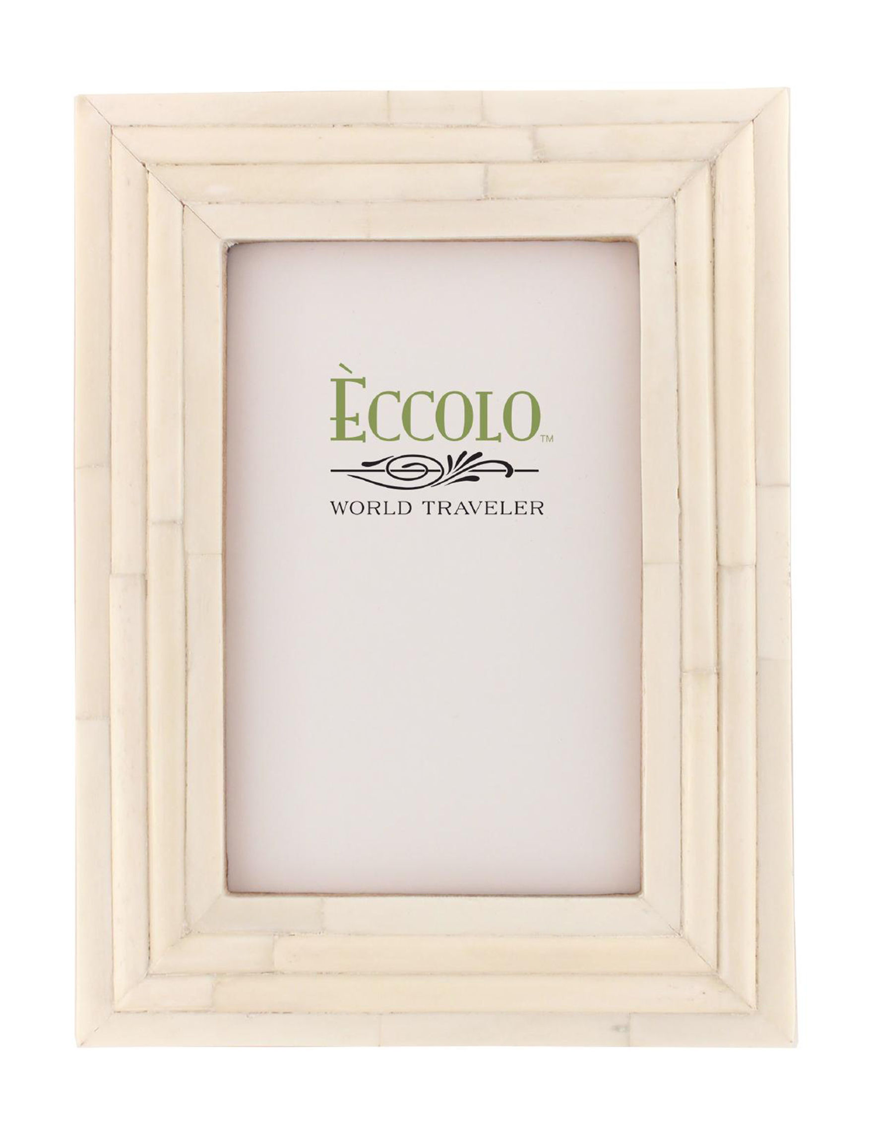 Eccolo Ivory Frames & Shadow Boxes Home Accents