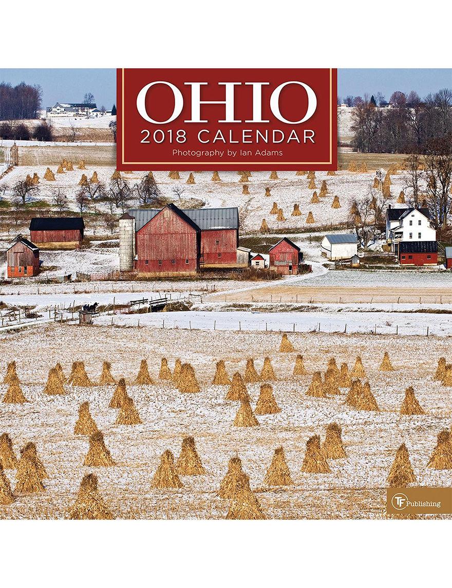 TF Publishing Multi Calendars & Planners School & Office Supplies