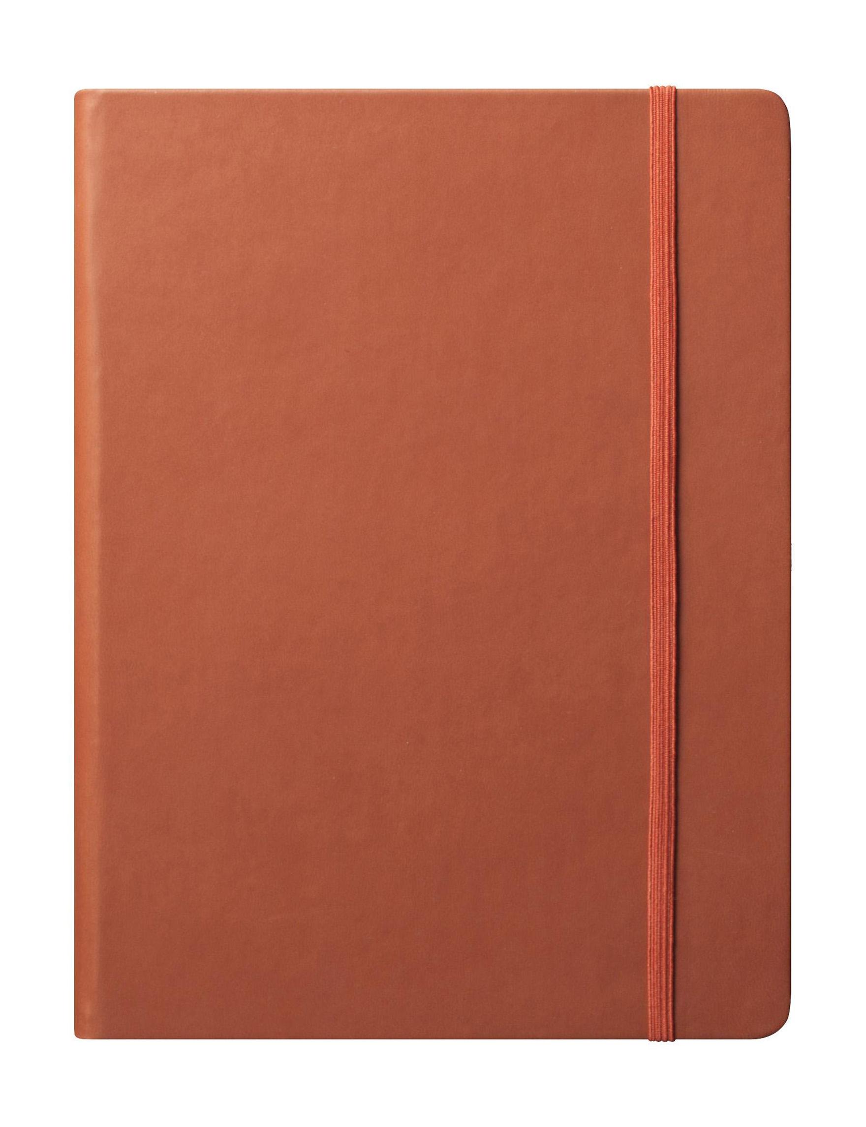 Eccolo Tan Journals & Notepads School & Office Supplies