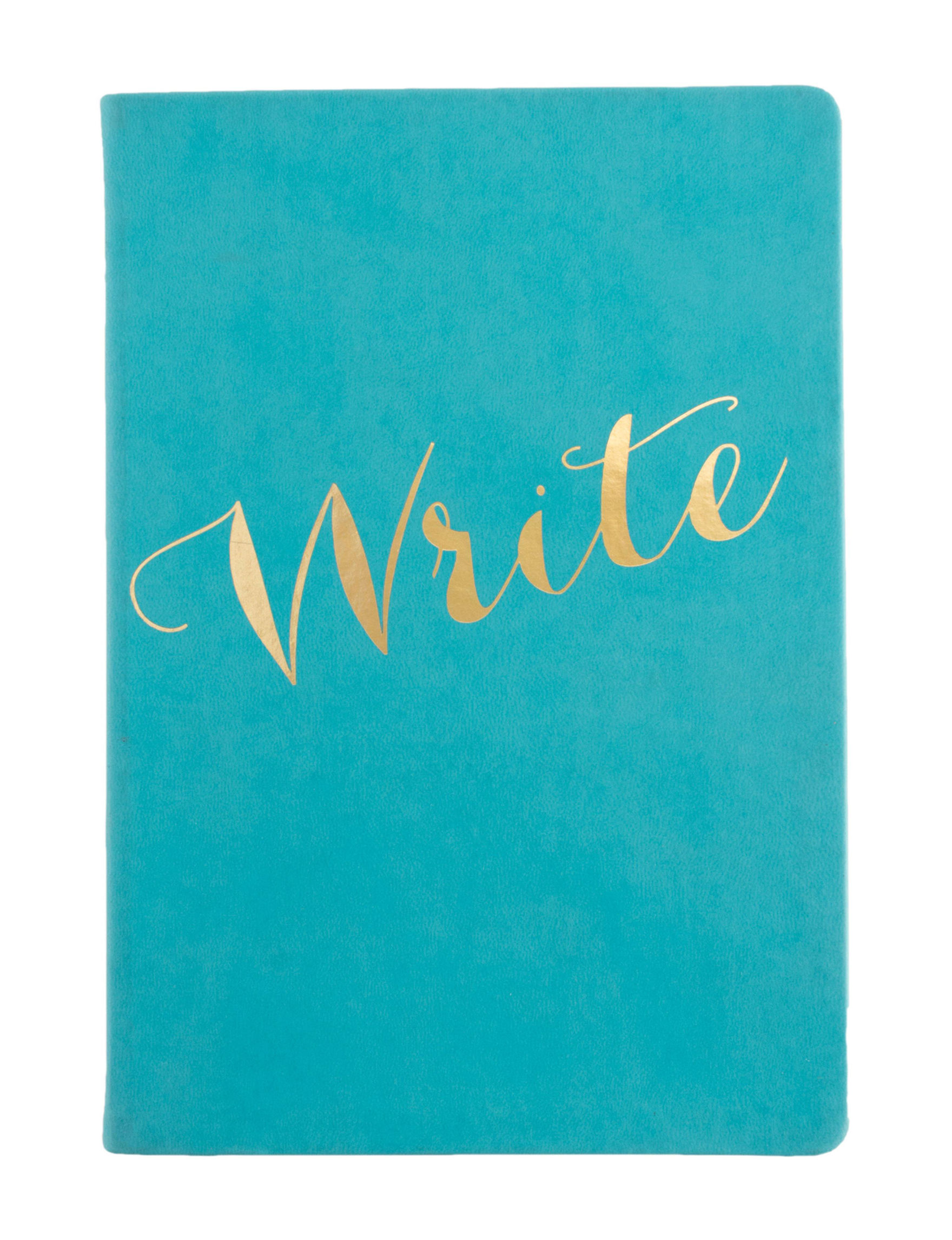 Eccolo Turquoise Journals & Notepads School & Office Supplies