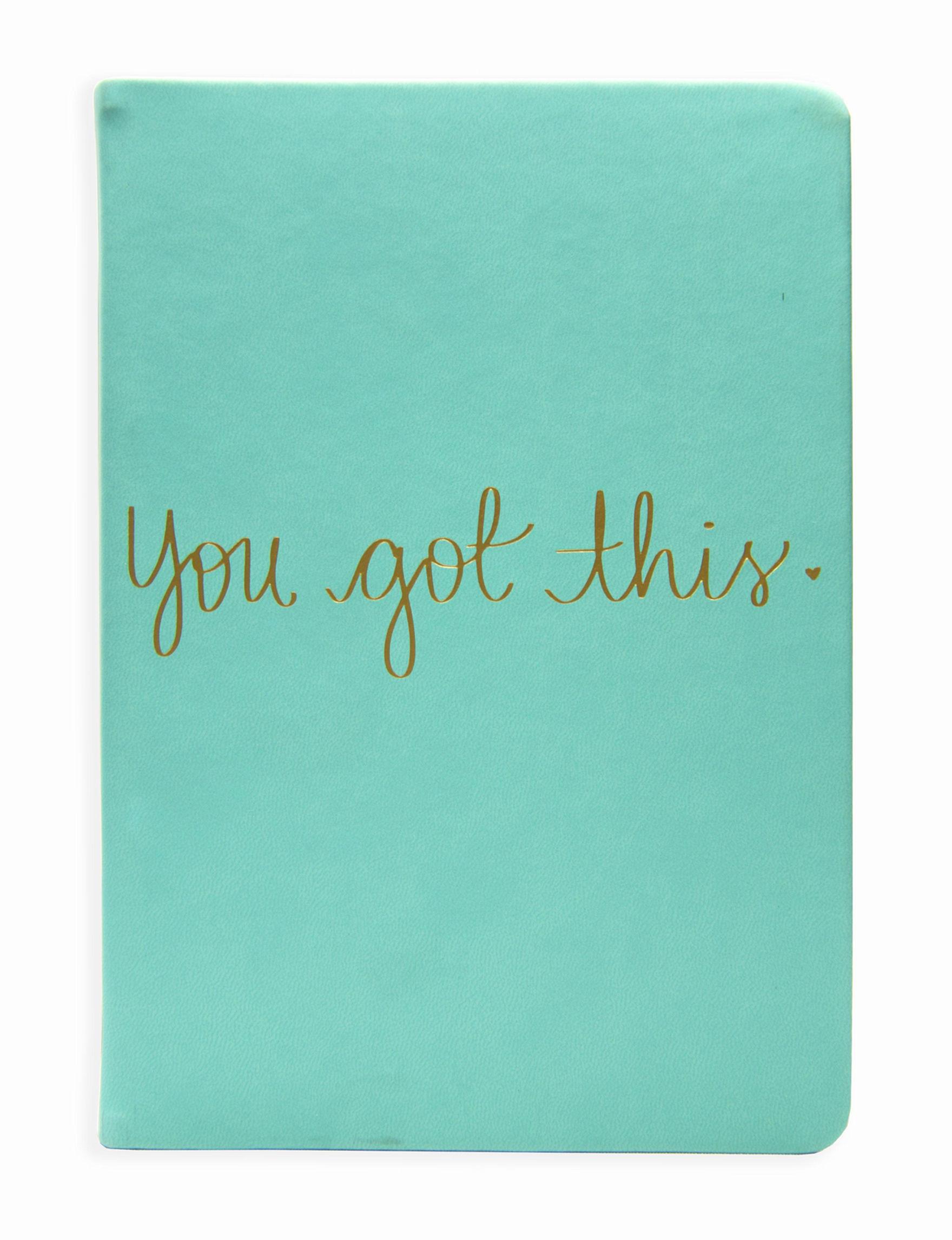 Eccolo Mint Journals & Notepads School & Office Supplies