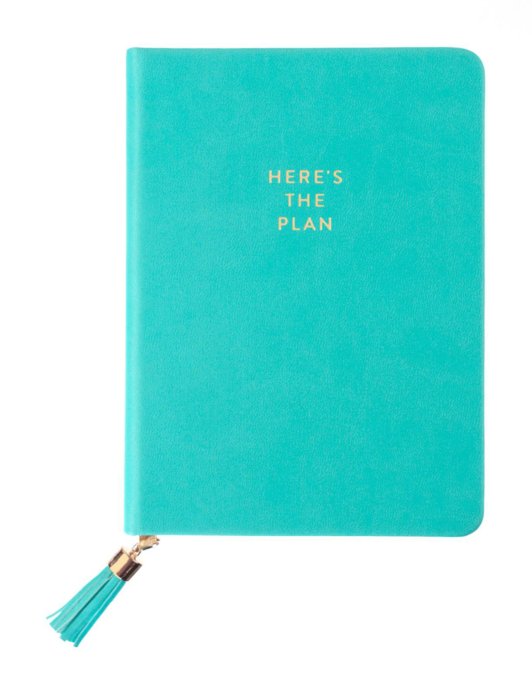 Eccolo Seafoam Calendars & Planners School & Office Supplies