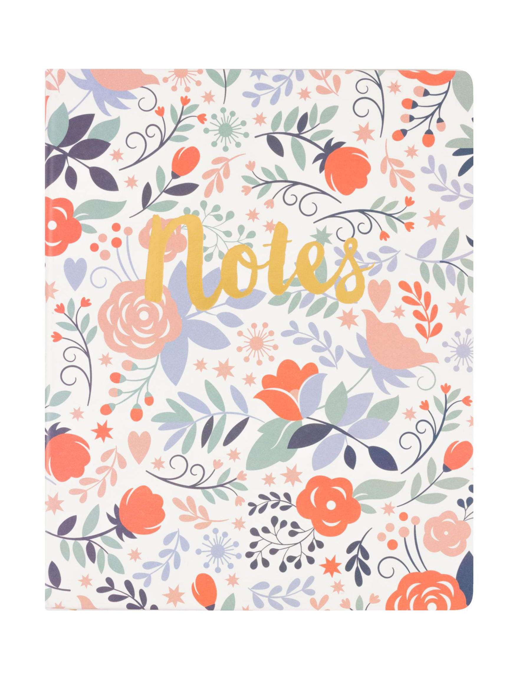 Eccolo Floral / Multi Calendars & Planners School & Office Supplies
