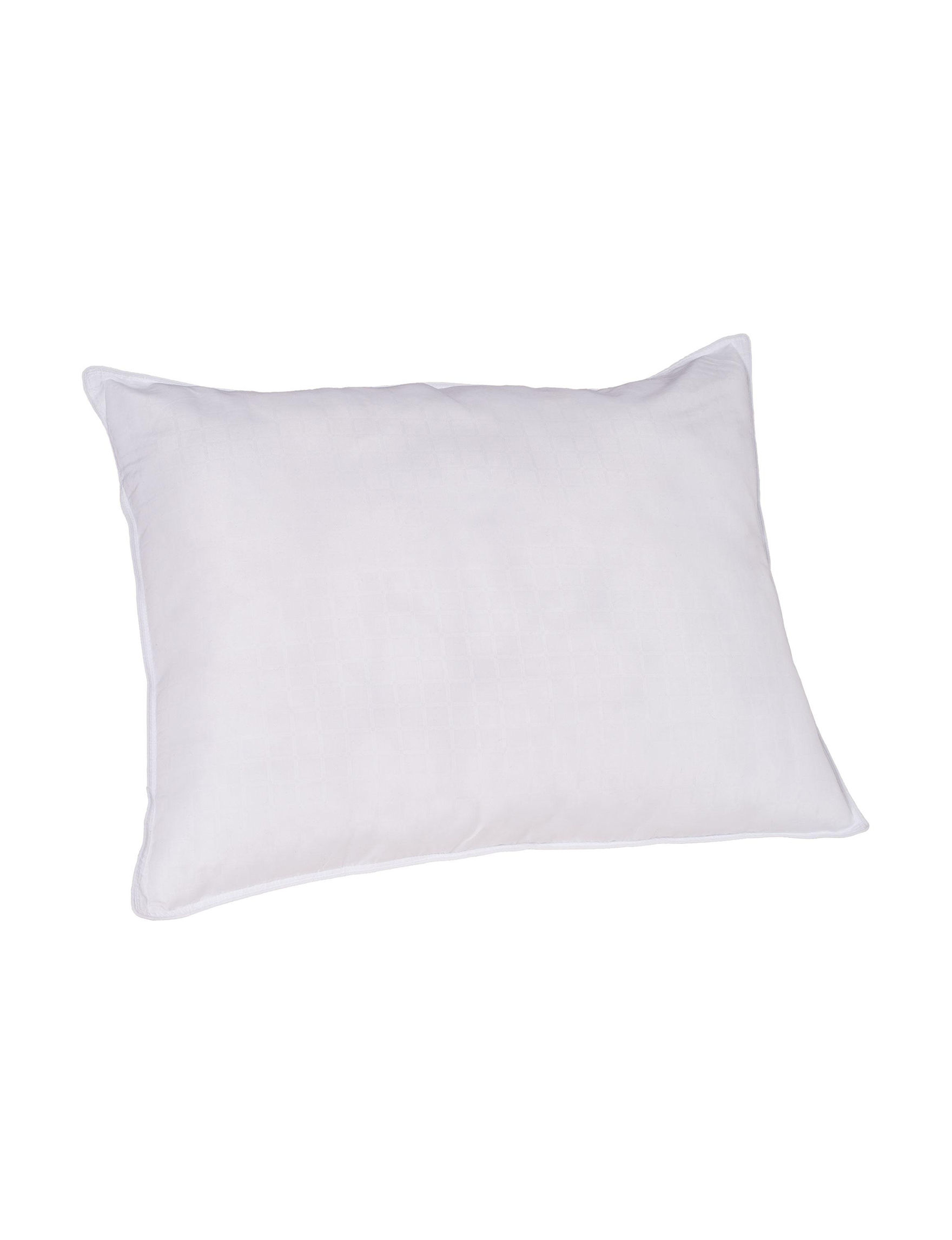 Lavish Home White Bed Pillows