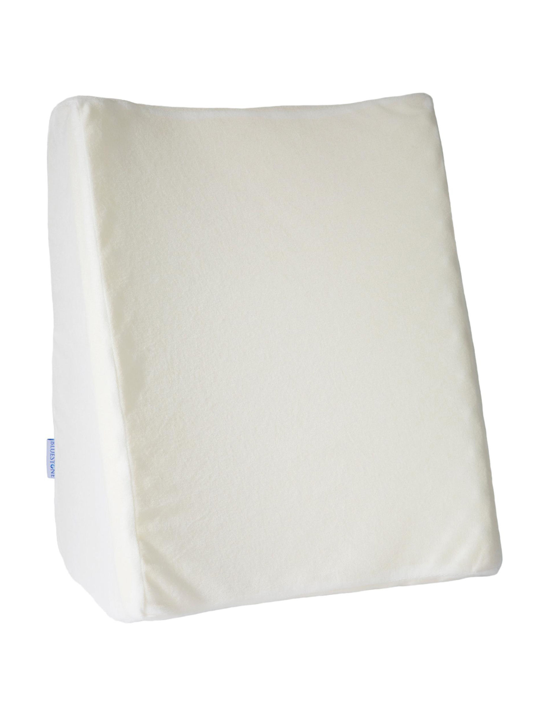 Blue Stone White Bed Pillows