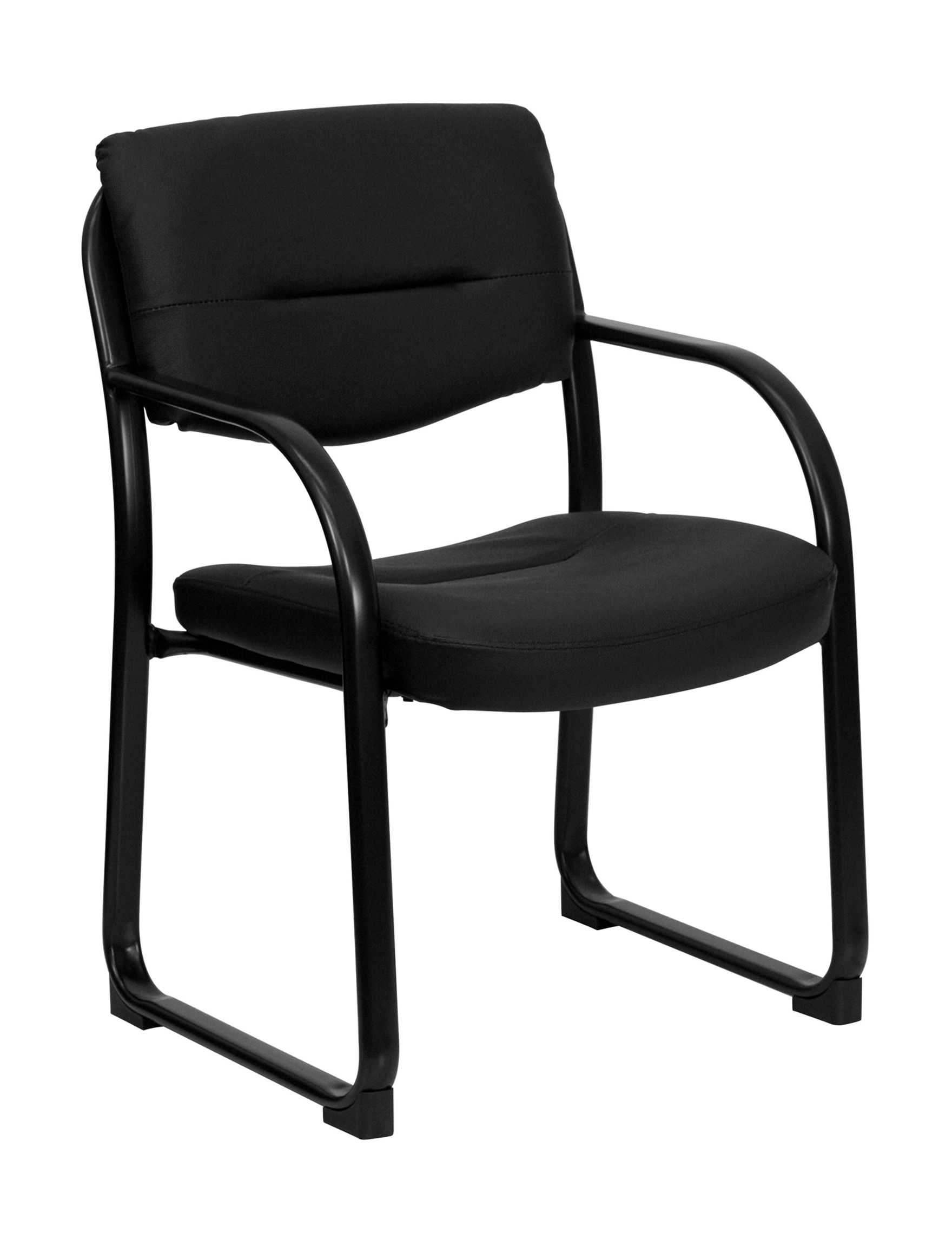 Flash Furniture Black Accent Chairs Living Room Furniture