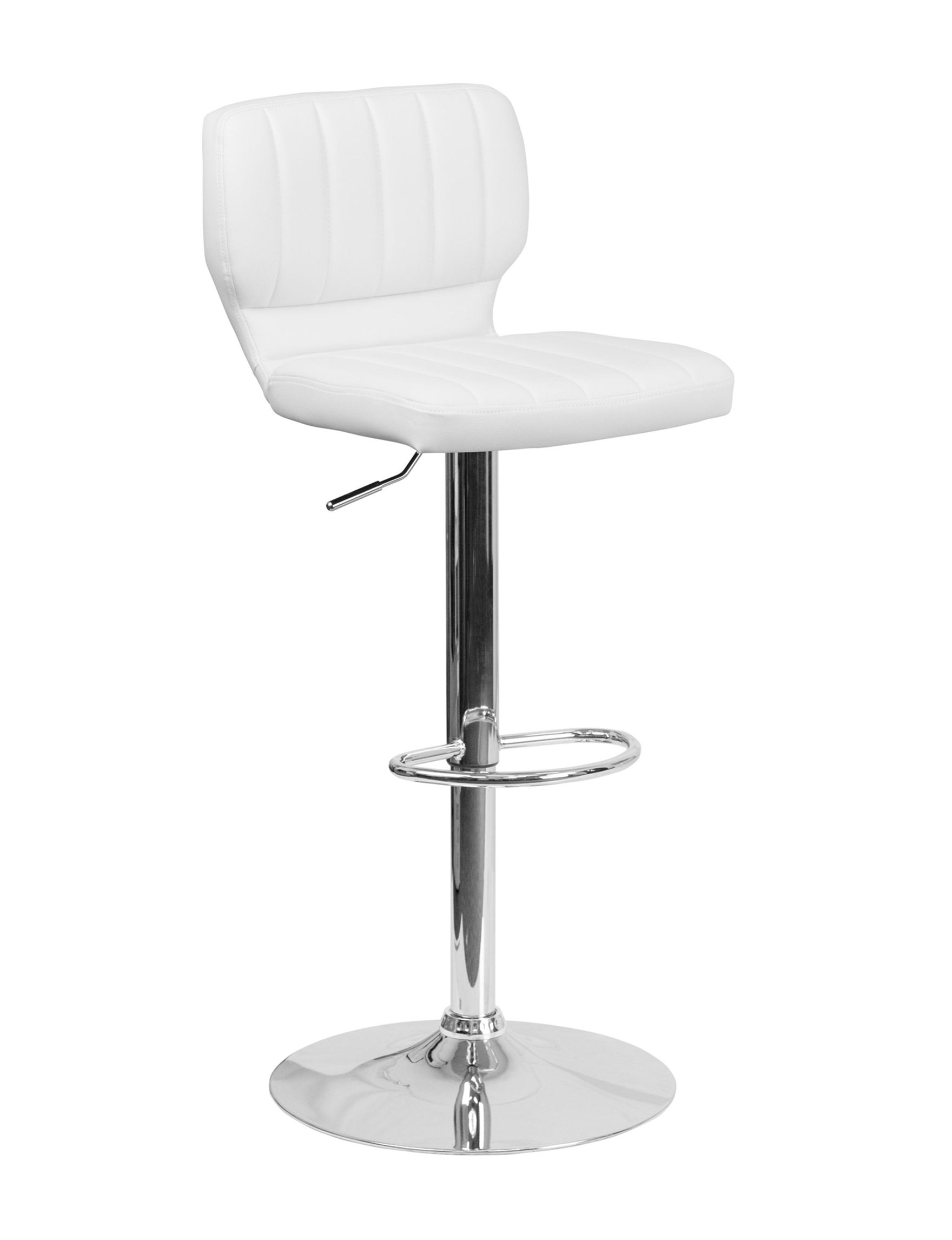 Flash Furniture White Bar & Kitchen Stools Kitchen & Dining Furniture