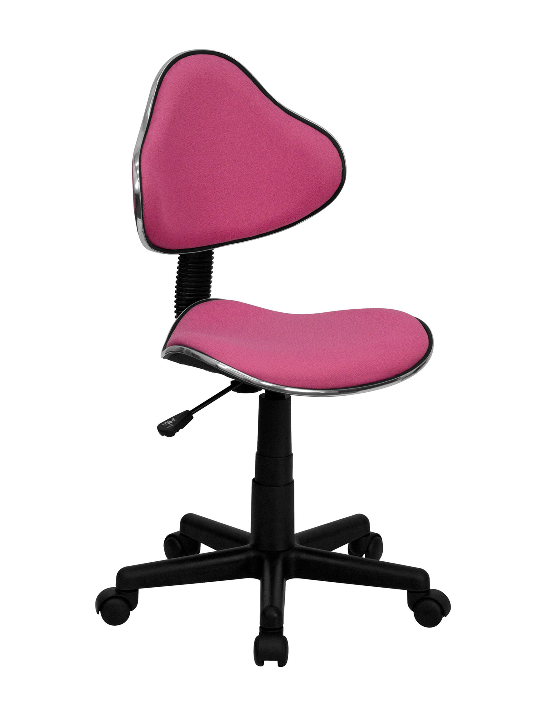 Flash Furniture Pink Desk Chairs Office Chairs Home Office Furniture