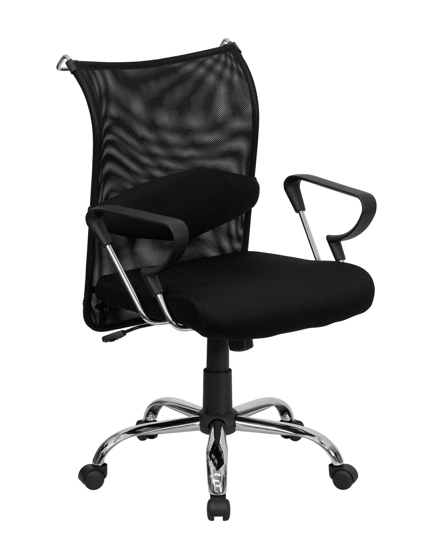 Flash Furniture Black Home Office Furniture