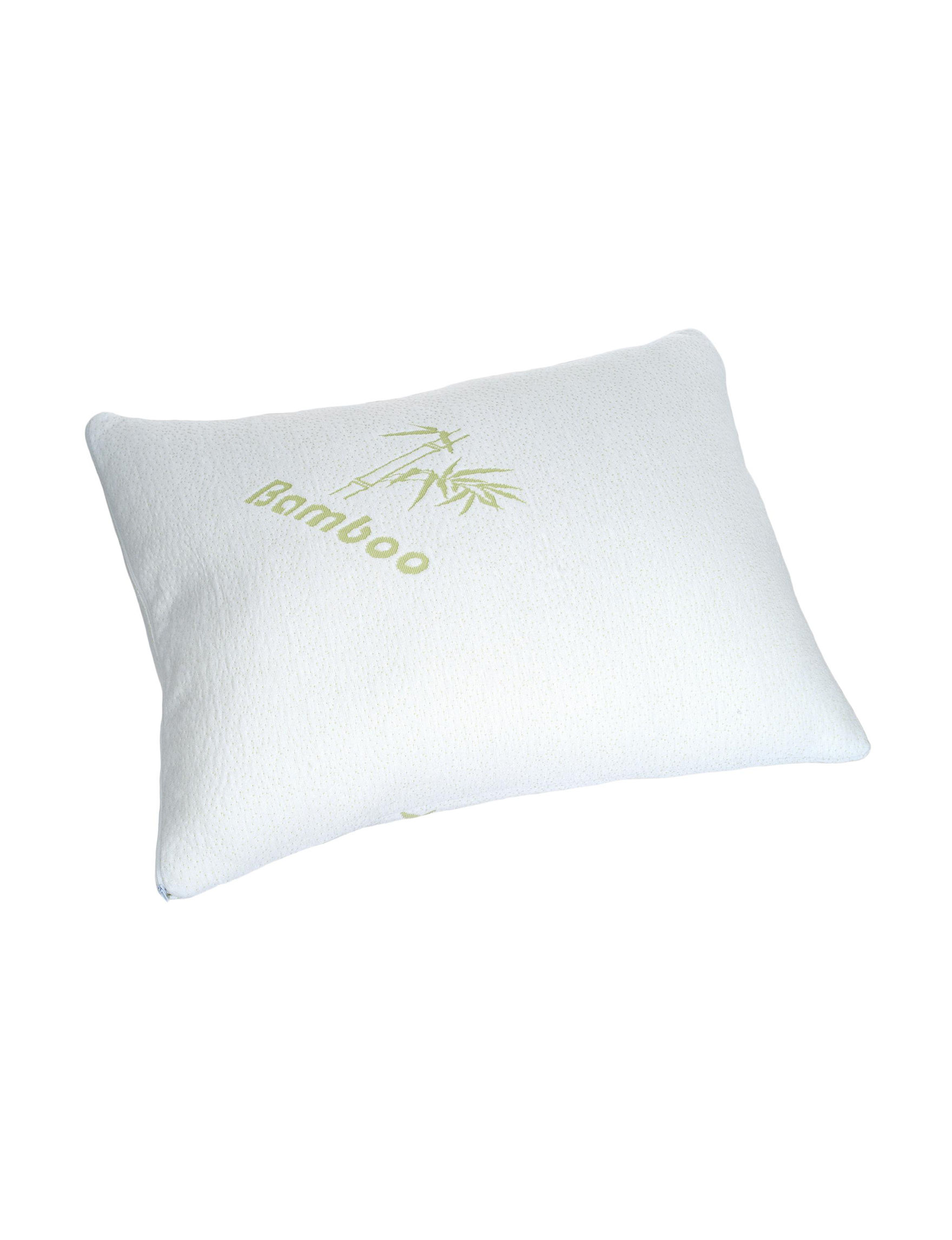 Lavish Home White Bed Pillows