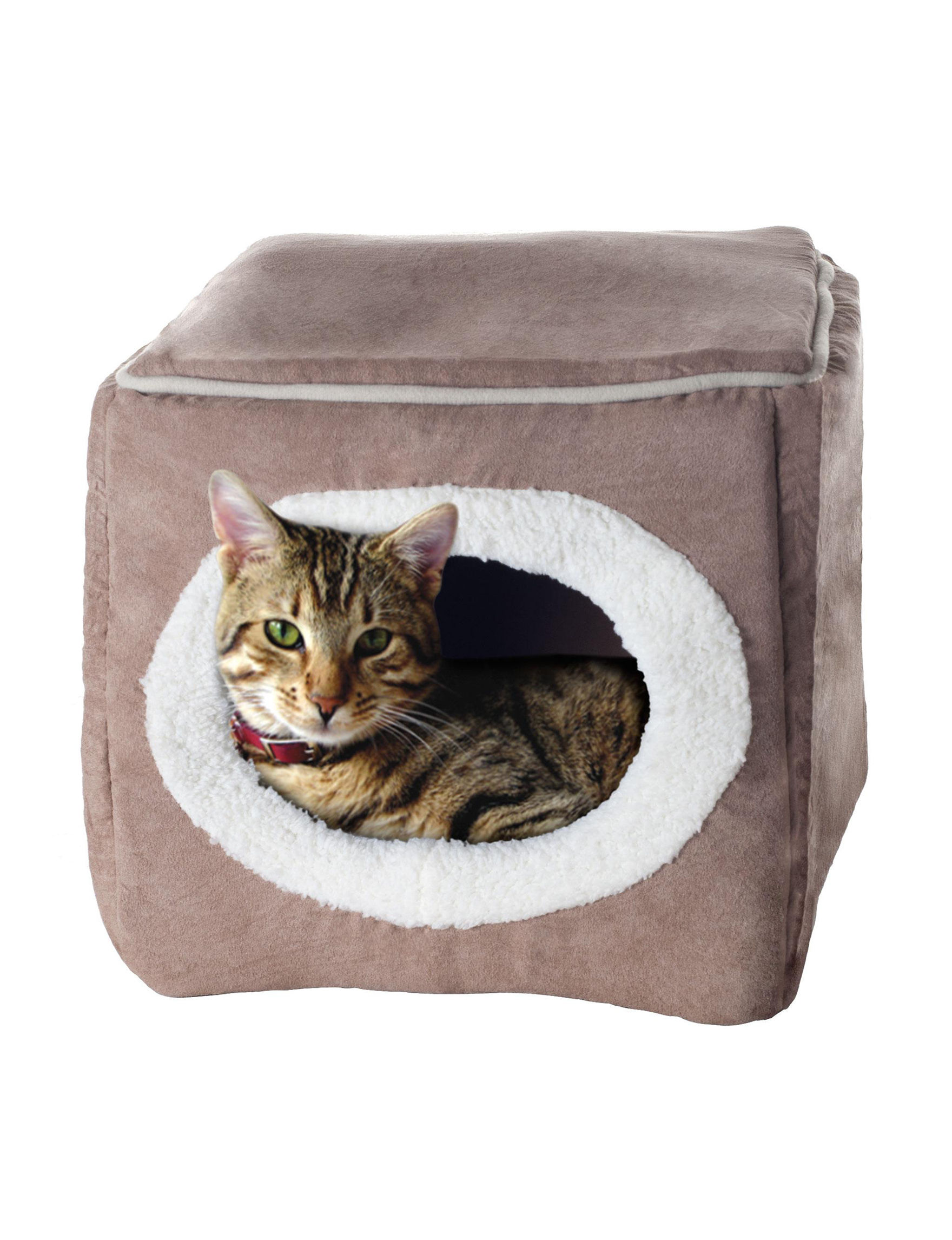 Petmaker Tan Pet Beds & Houses