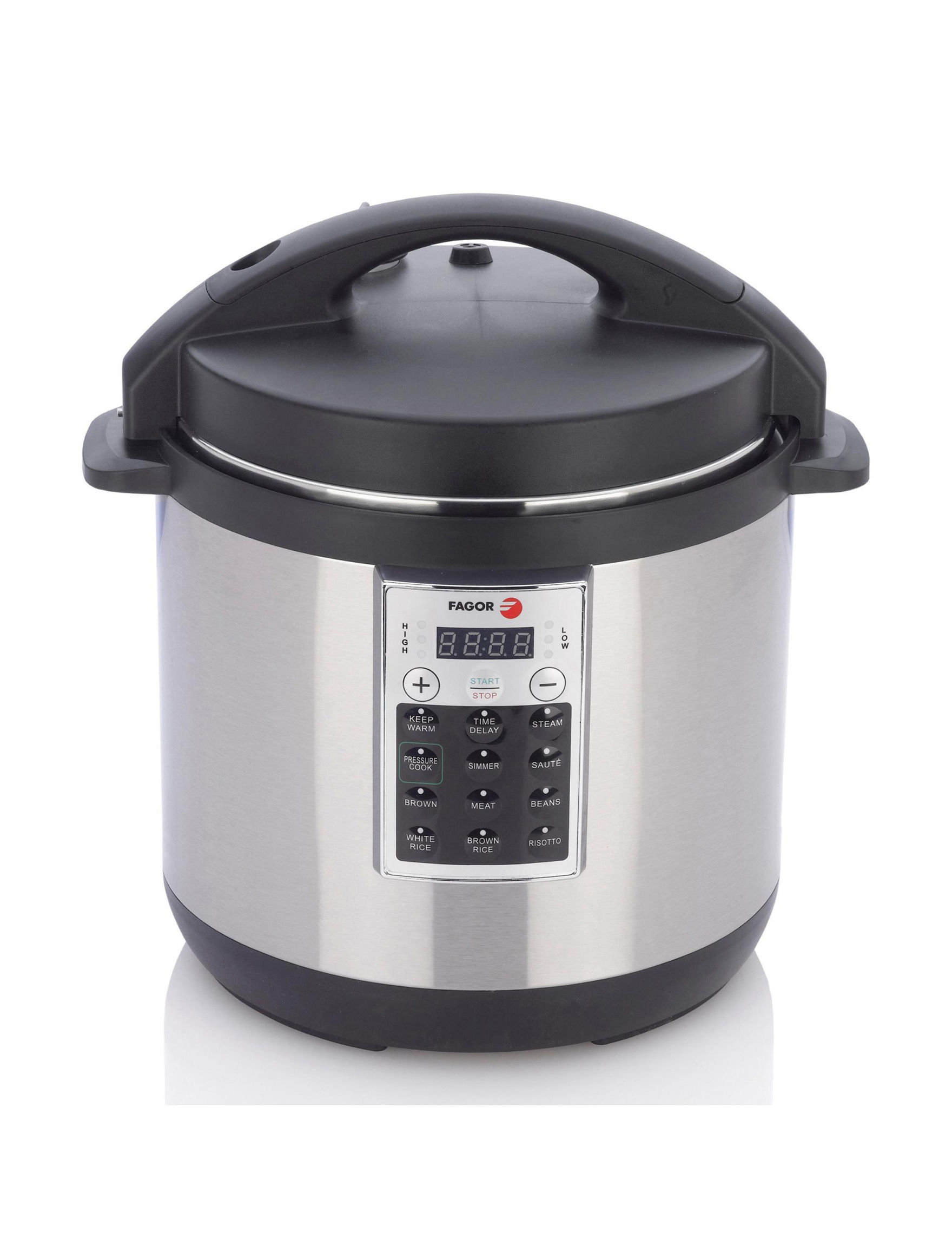 Fagor Stainless Pressure Cookers, Rice Cookers & Steamers Kitchen Appliances Prep & Tools