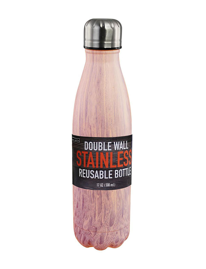 Grand Innovation Pink Tumblers Drinkware