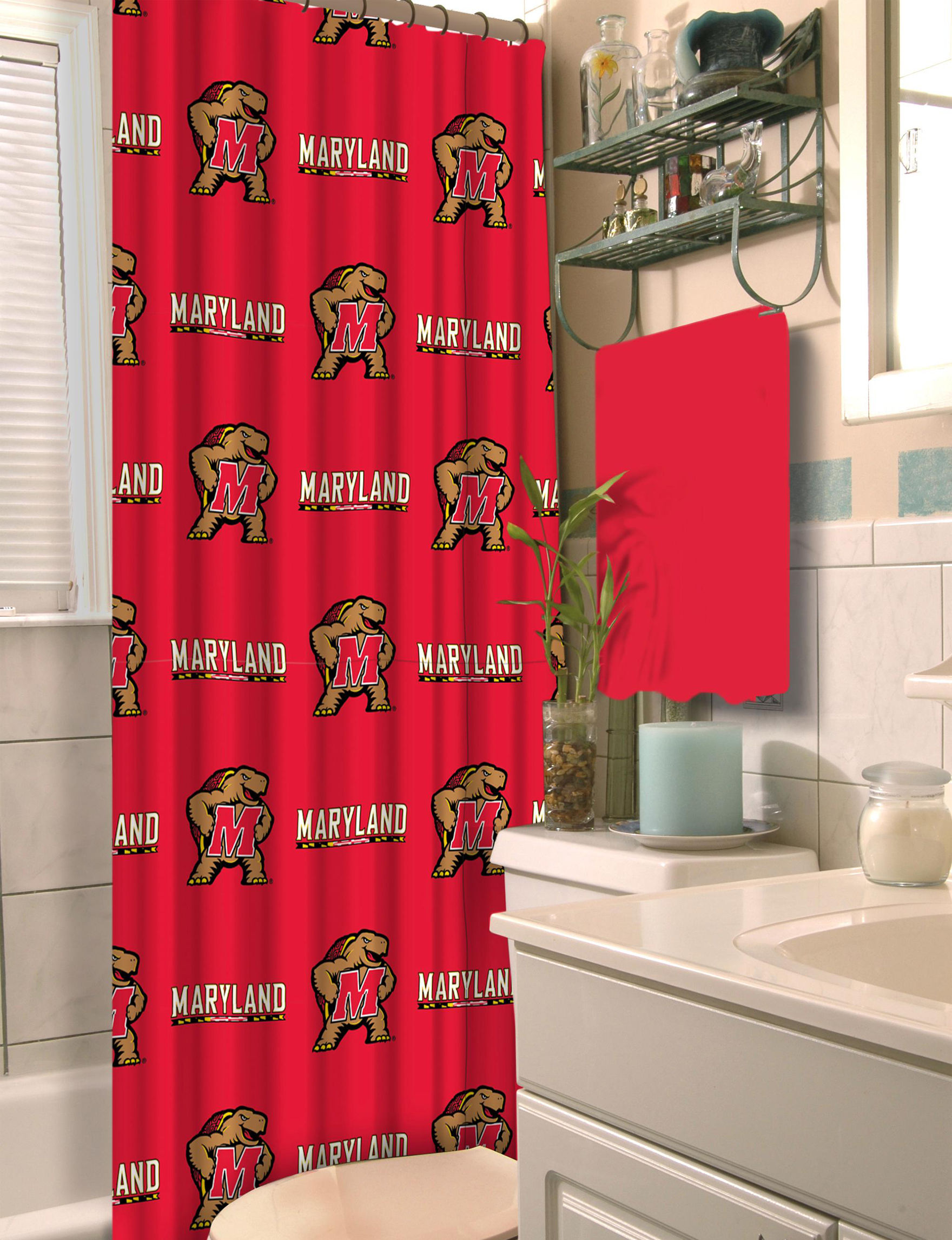 Northwest Company  Shower Curtains & Hooks