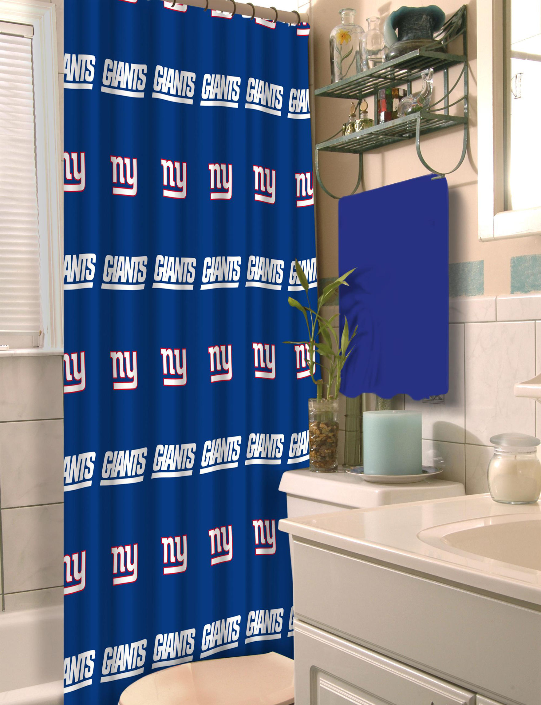 The Northwest Company Multi Shower Curtains & Hooks