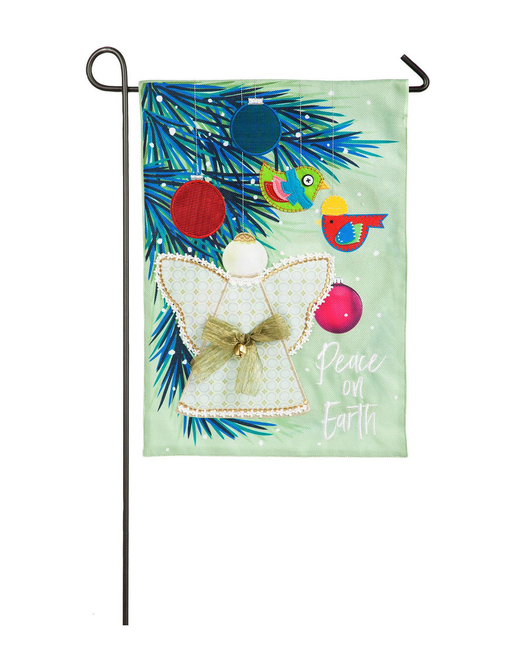 Evergreen Multi Flags & Flag Hardware Outdoor Decor