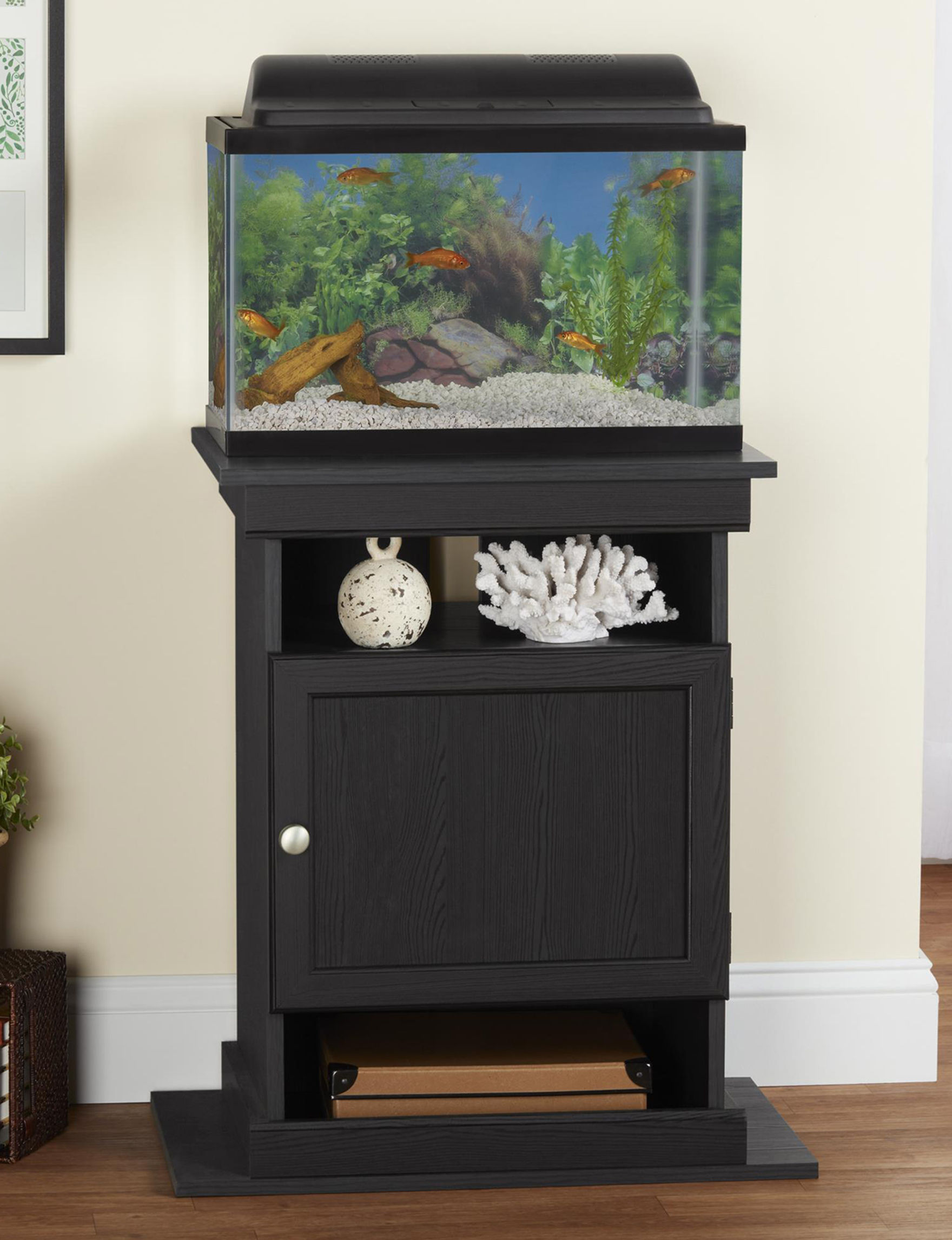 Ameriwood Black Home Accents Living Room Furniture