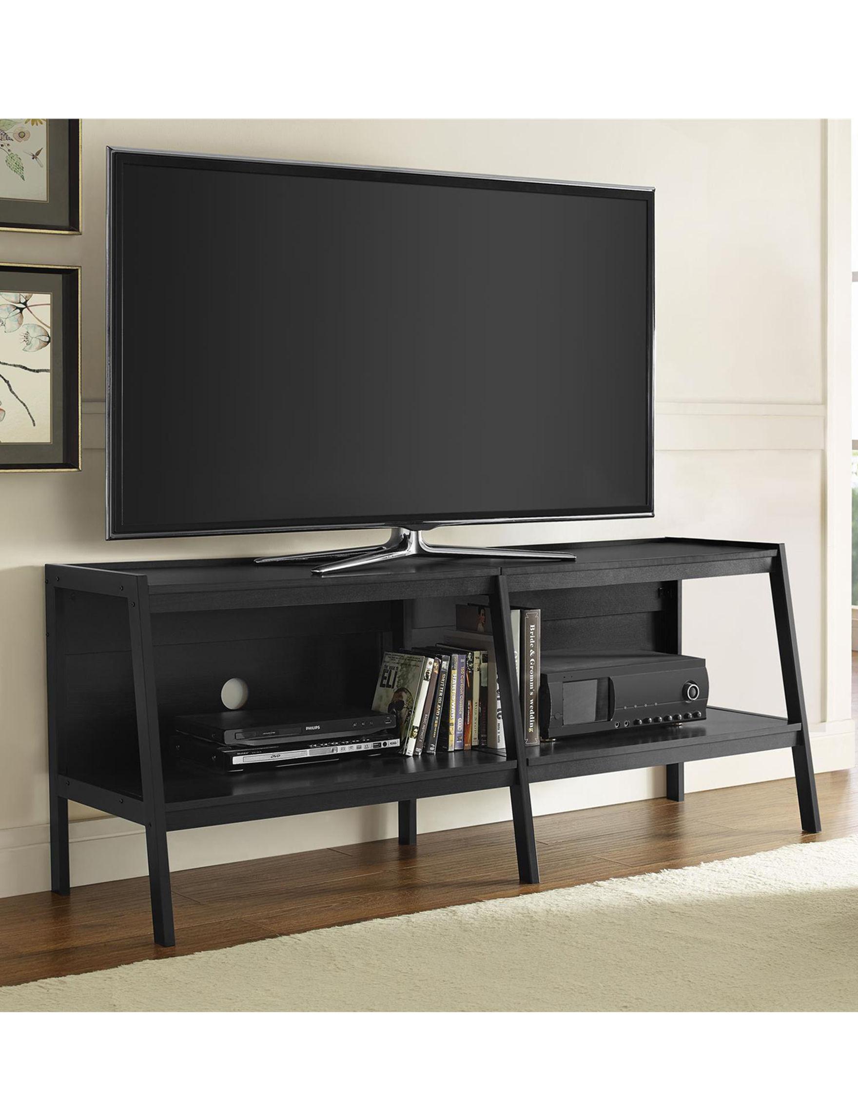 Ameriwood Black TV Stands & Entertainment Centers Living Room Furniture