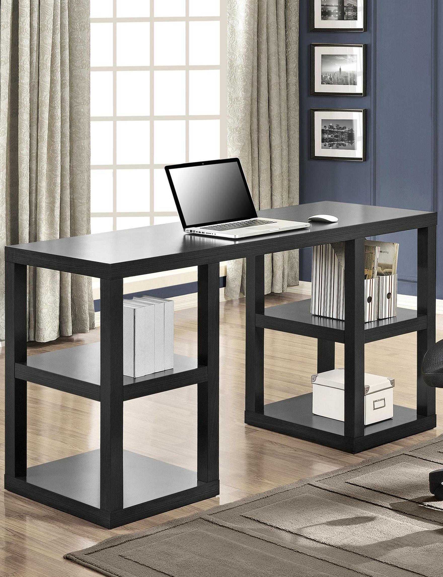 Ameriwood Black Desks Home Office Furniture