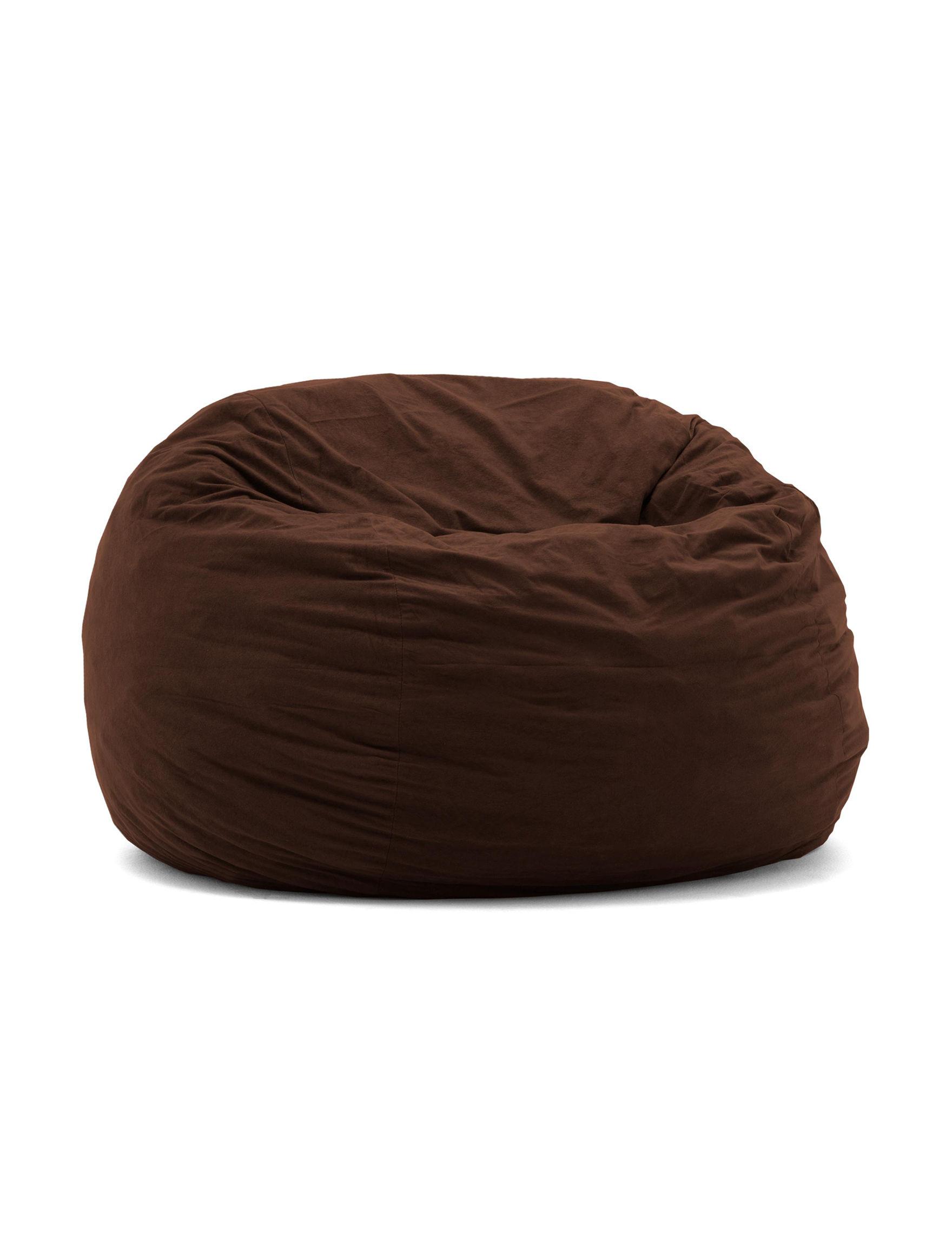Comfort Research Espresso Living Room Furniture