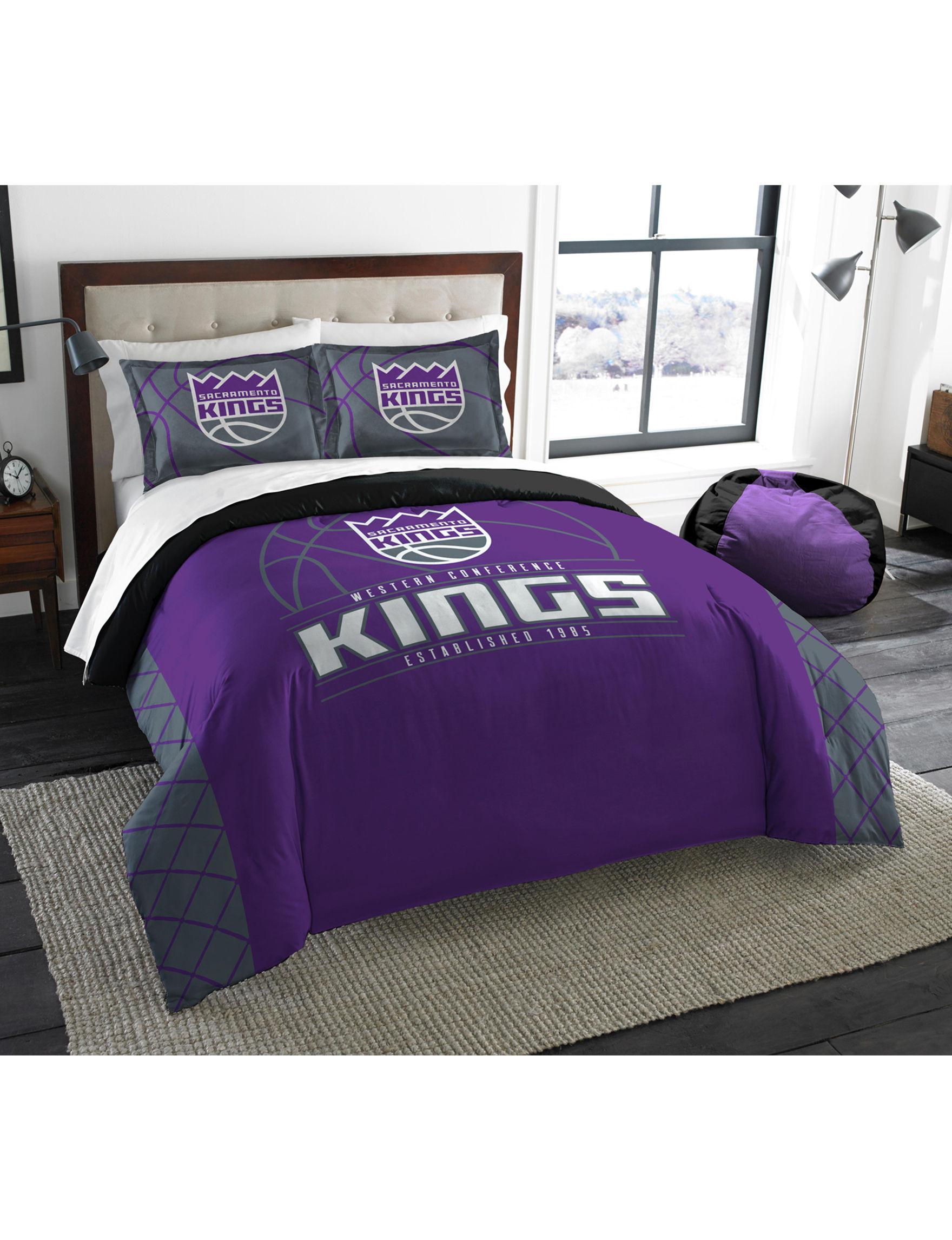 The Northwest Company Purple / Grey Comforters & Comforter Sets