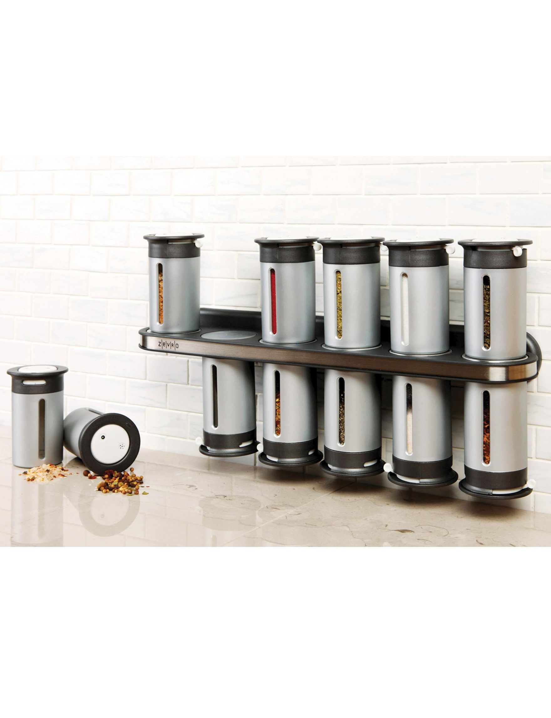 Honey-Can-Do International Metal Kitchen Storage & Organization